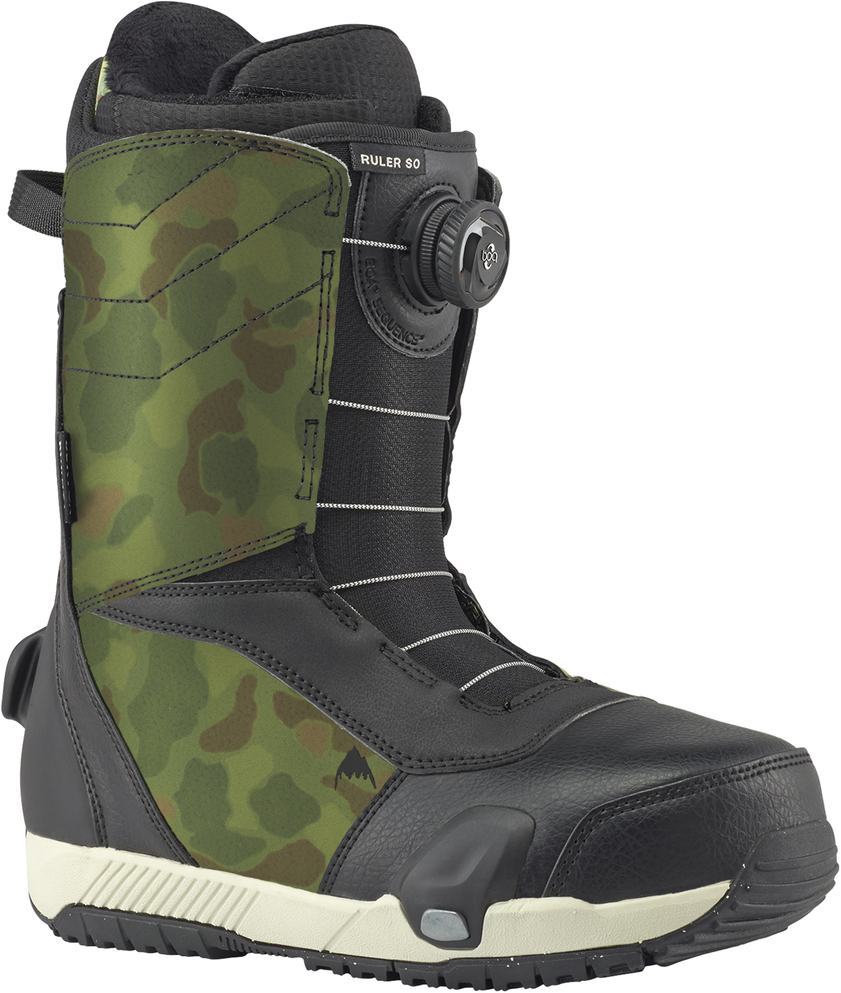 Burton Сноубордические ботинки Ruler Step On, размер 43