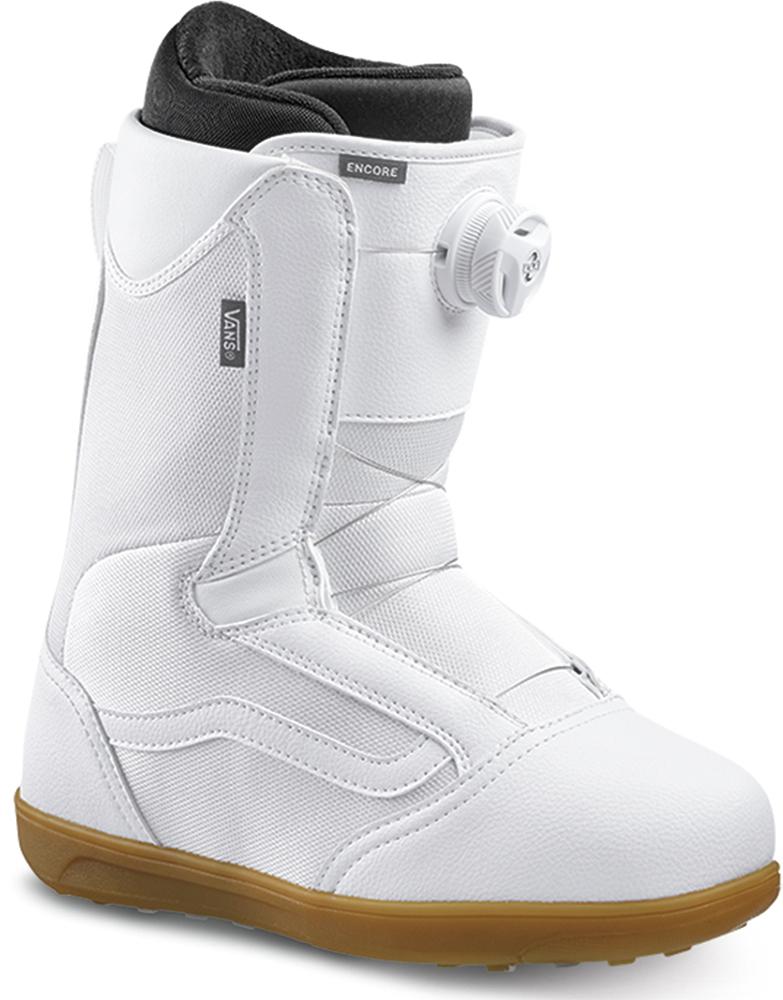 все цены на Vans Сноубордические ботинки женские Vans Encore, размер 39,5