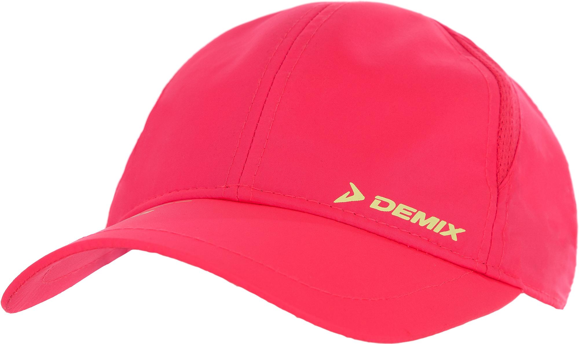 цена Demix Бейсболка для девочек Demix, размер 54 онлайн в 2017 году