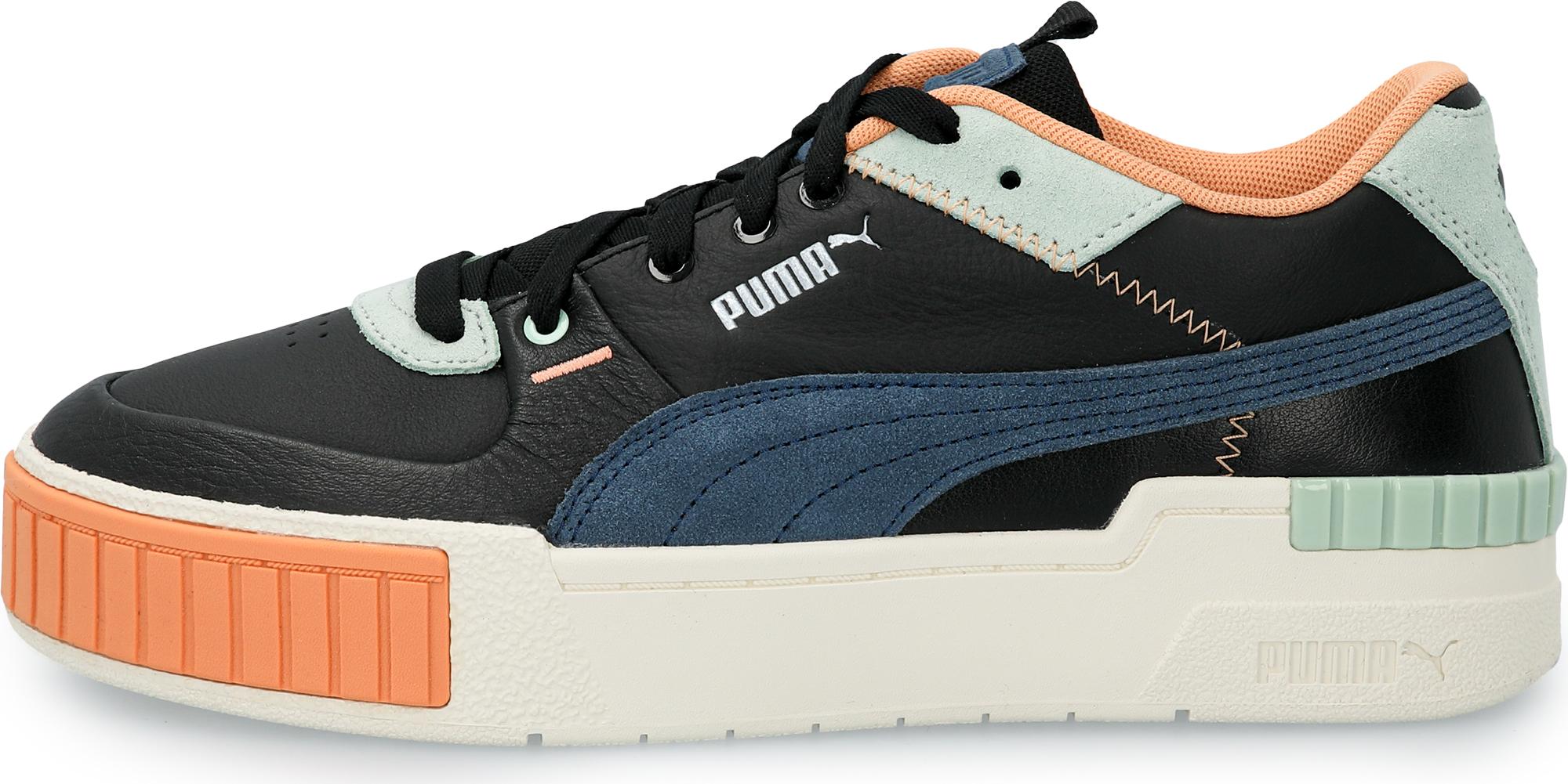 цена Puma Кеды женские Puma Cali Sport Mix, размер 37.5 онлайн в 2017 году