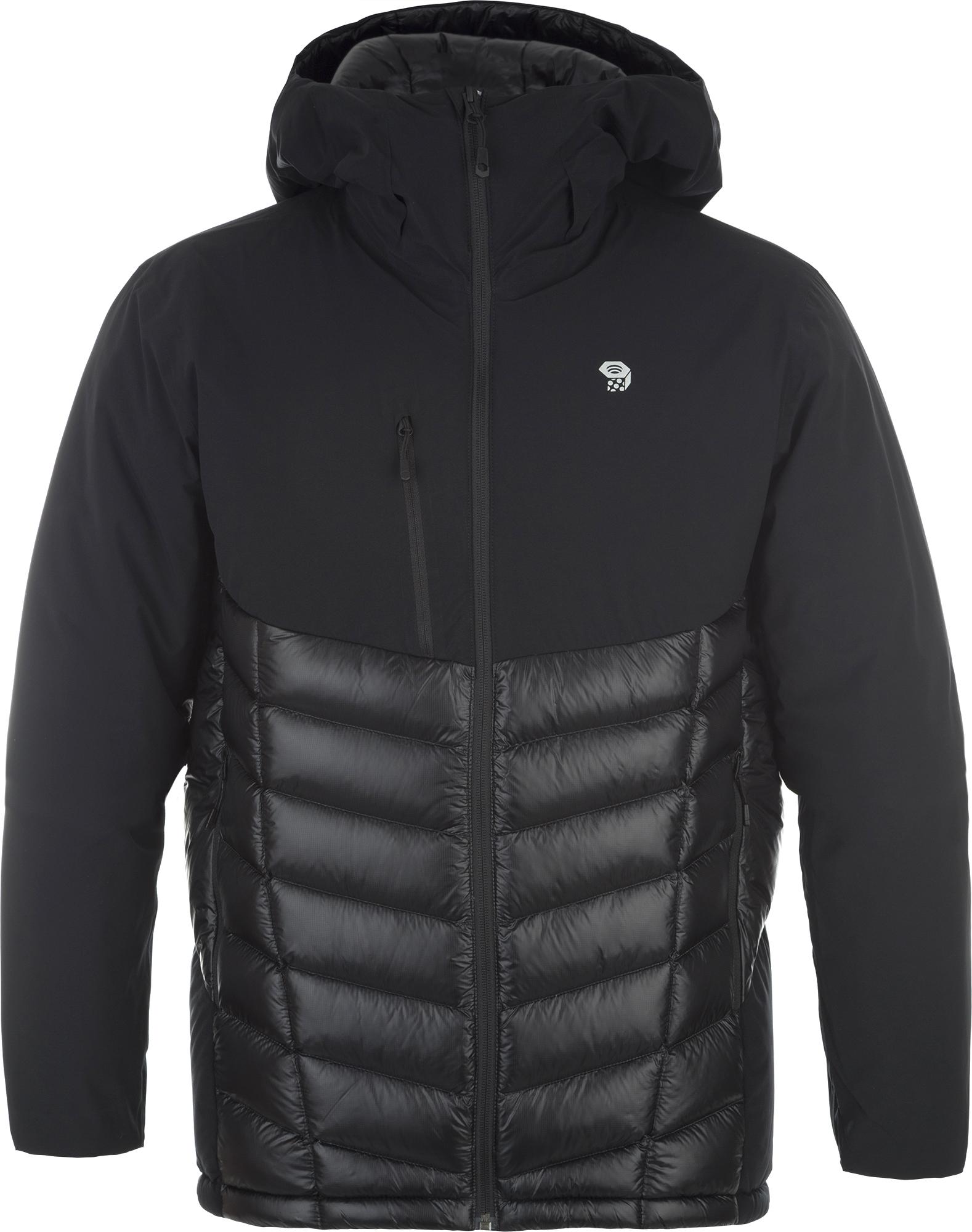 все цены на Mountain Hardwear Куртка пуховая мужская Mountain Hardwear Supercharger, размер 52 онлайн