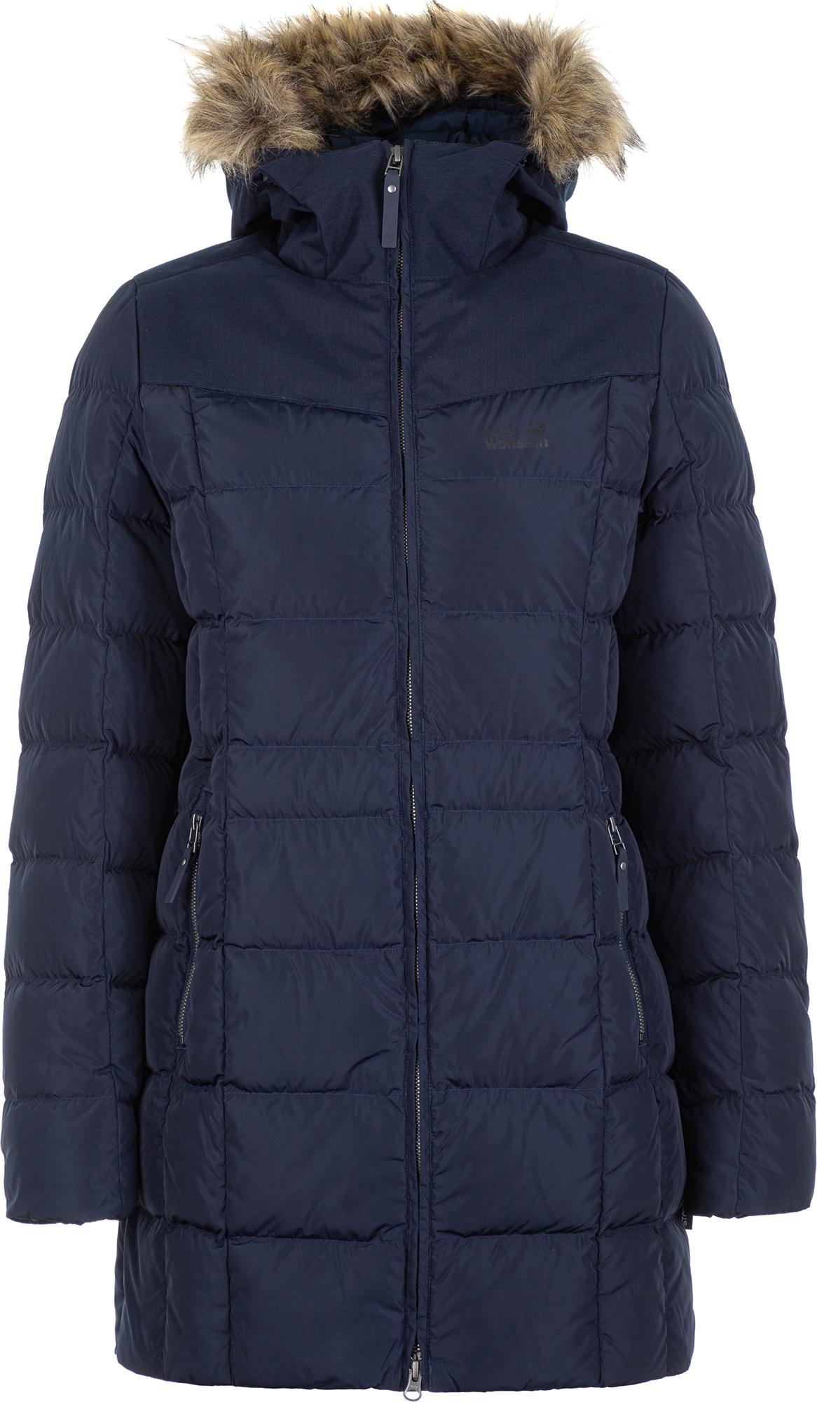 Jack Wolfskin Куртка пуховая женская Jack Wolfskin, размер 52-54