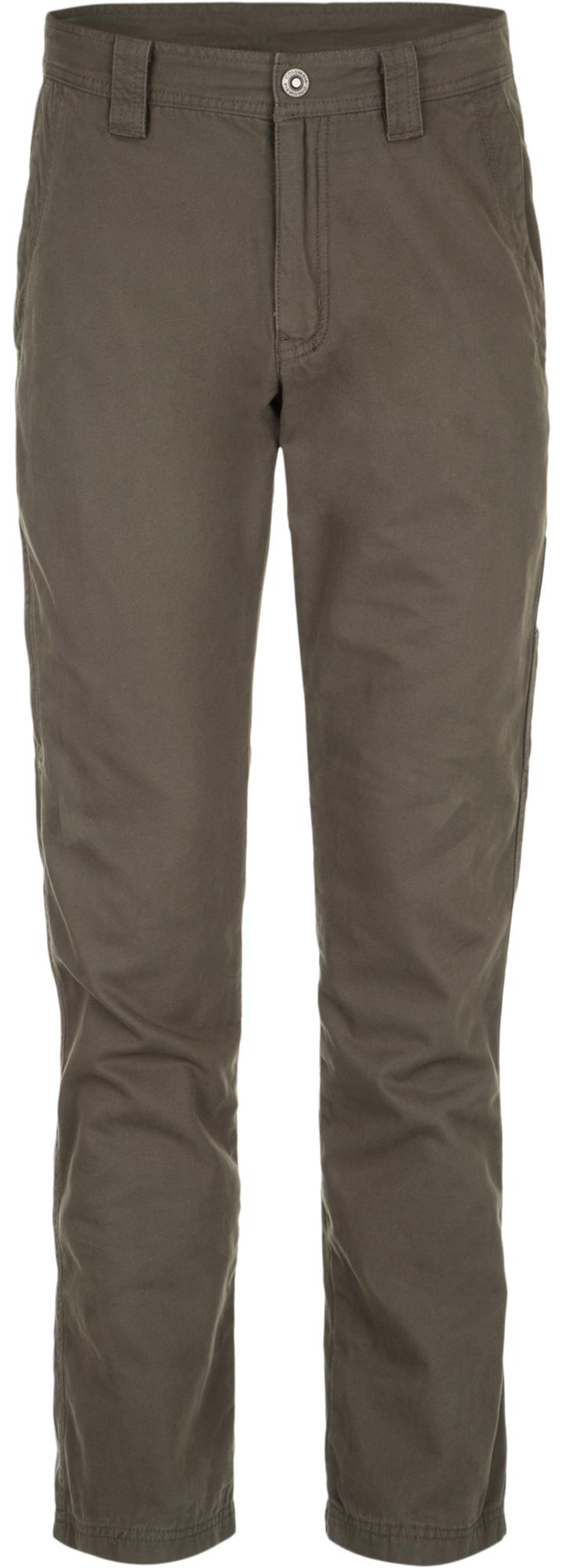 Columbia Брюки утепленные мужские Columbia Roc Lined 5, размер 54-34 брюки спортивные мужские columbia bridge to bluff цвет серо синий 1578203 028 размер 38 54