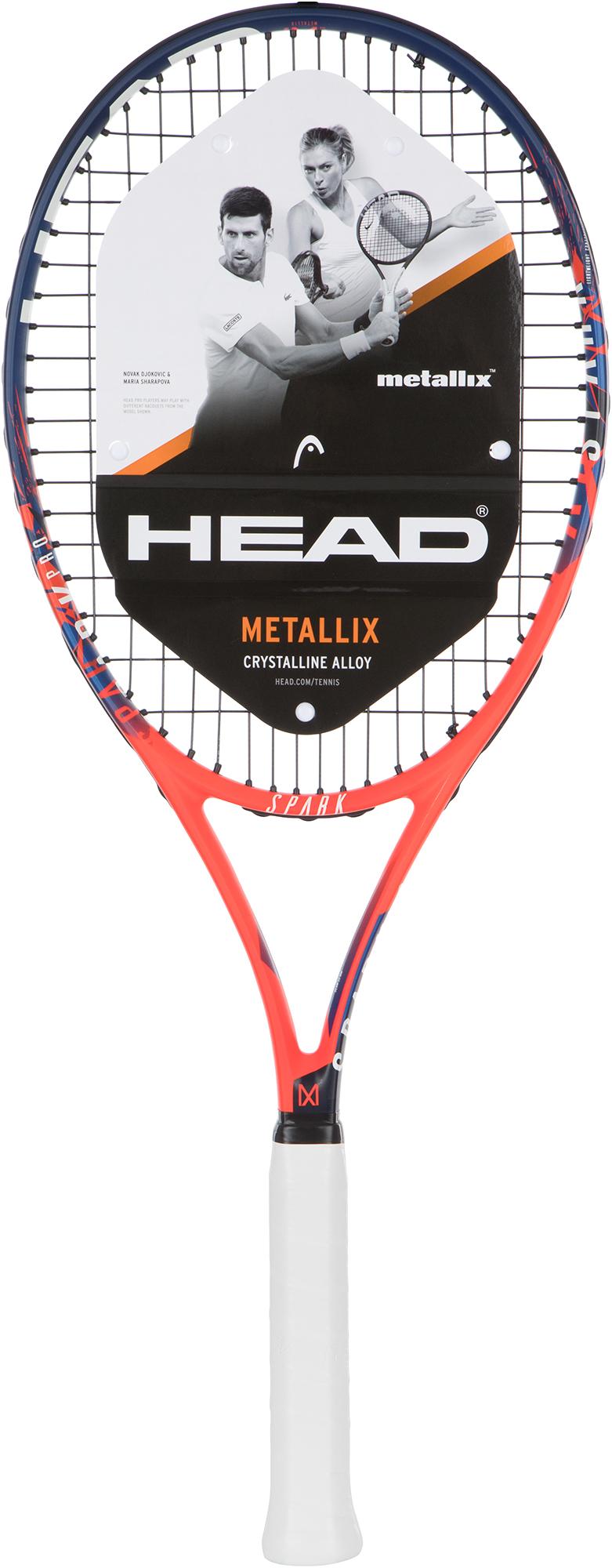 Head Ракетка для большого тенниса Head MX Spark Pro 27 head ракетка для большого тенниса head graphene 360 speed lite 27