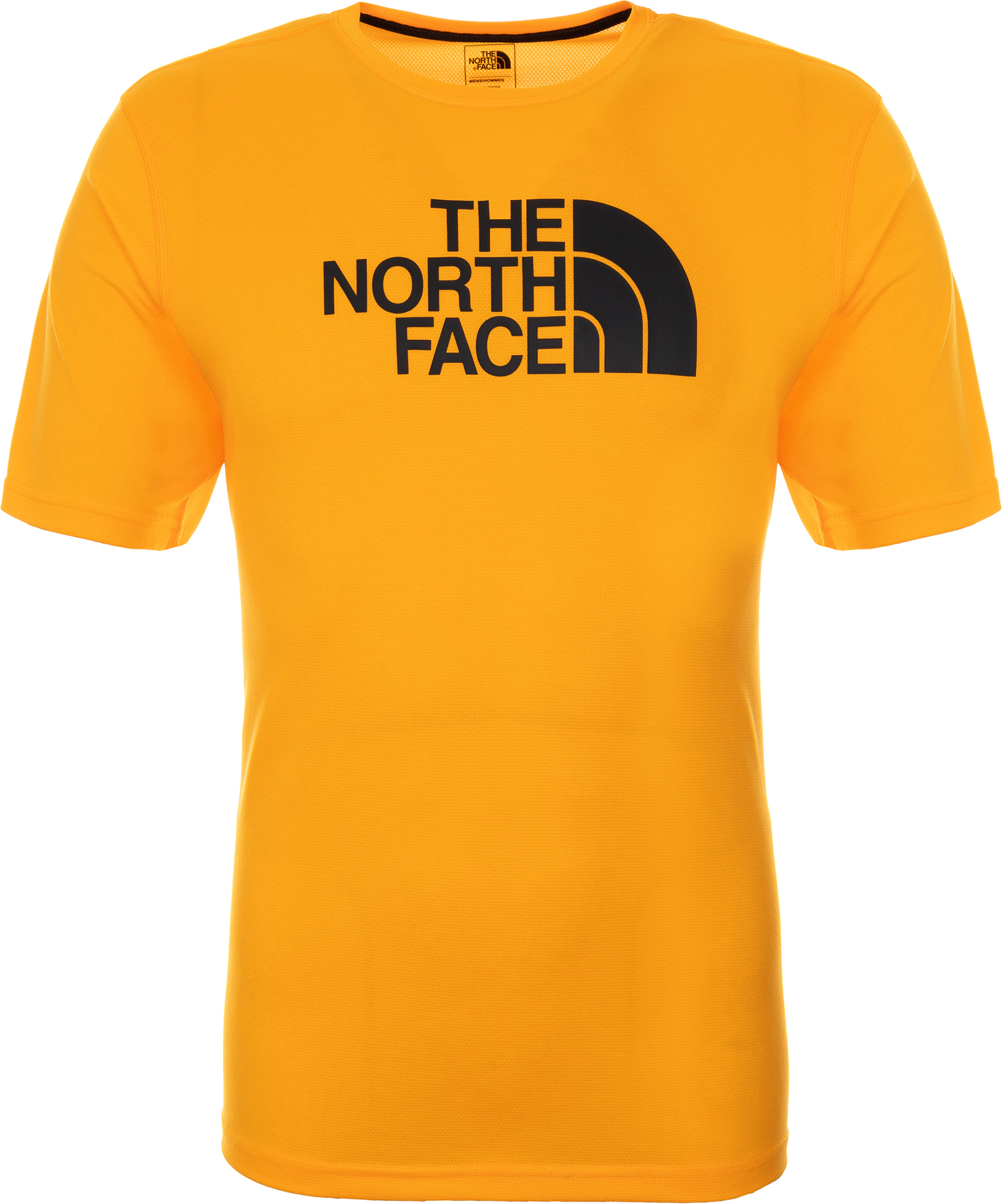 все цены на The North Face Футболка мужская The North Face Train N Logo Flex, размер 52 онлайн
