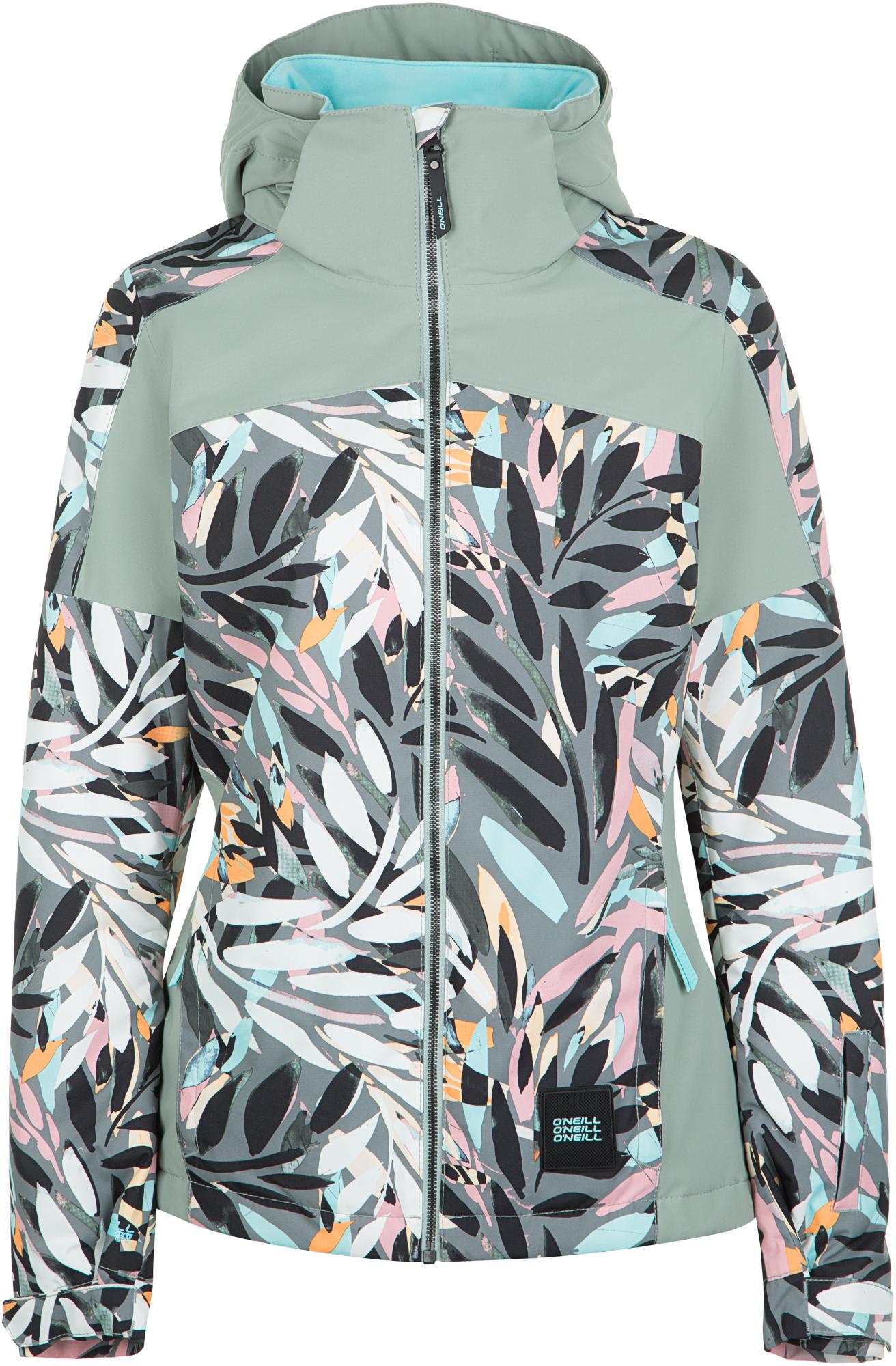 цена O'Neill Куртка утепленная женская O'Neill Pw Wavelite, размер 42-44 онлайн в 2017 году
