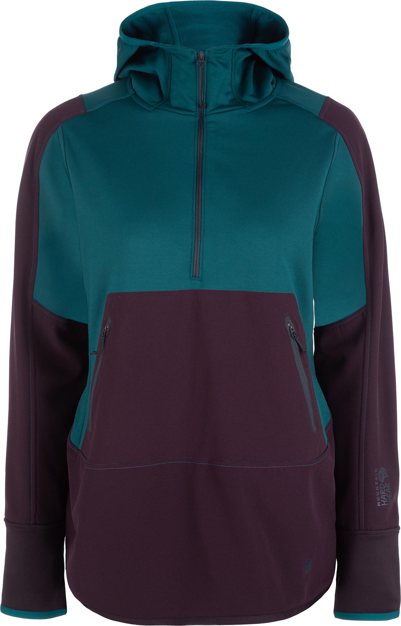 Фото - Mountain Hardwear Джемпер флисовый женский Mountain Hardwear Frostzone™, размер 46 джемпер женский zarina цвет белый 8224547442001 размер m 46