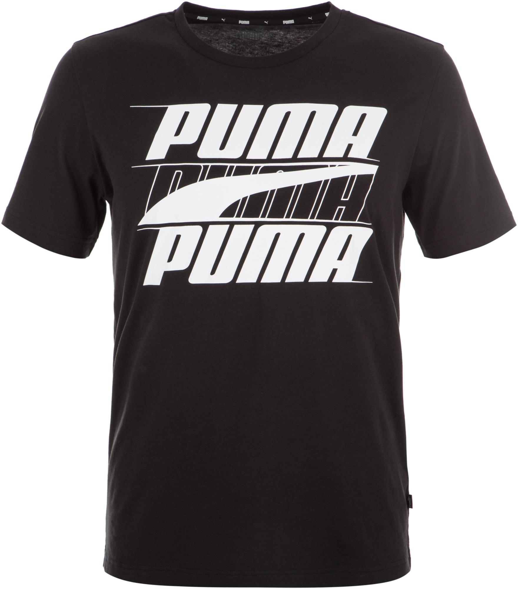 Puma Футболка мужская Puma Rebel, размер 52-54