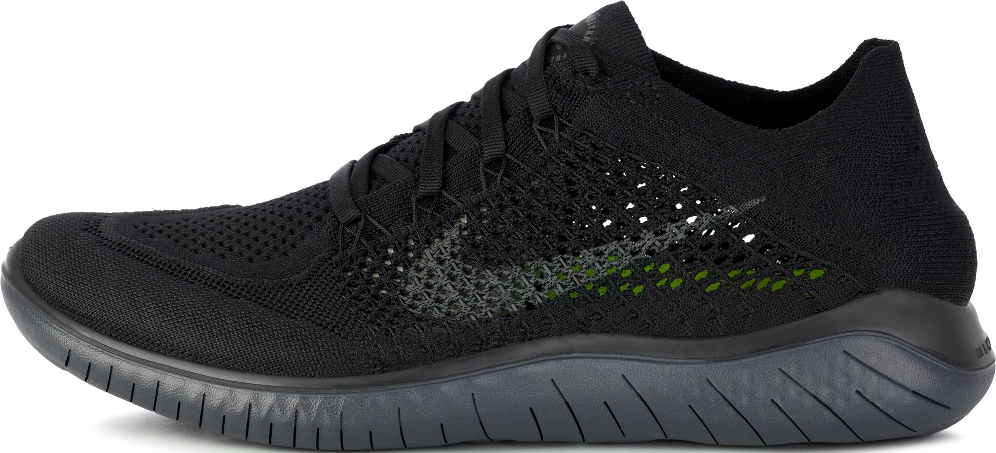 Nike Кроссовки мужские Nike Free Rn Flyknit 2018, размер 43