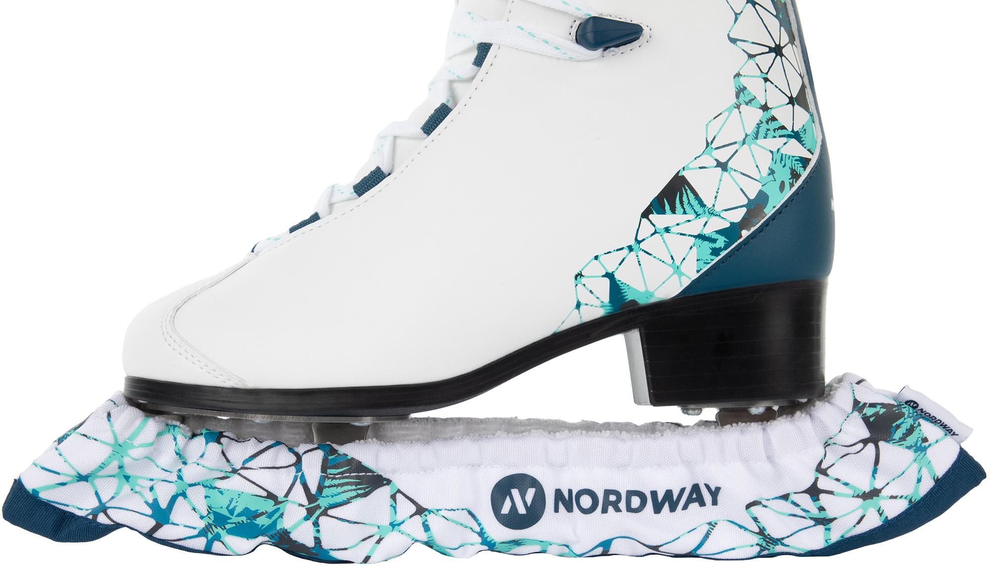 Nordway Чехлы для лезвий коньков мягкие ADELE