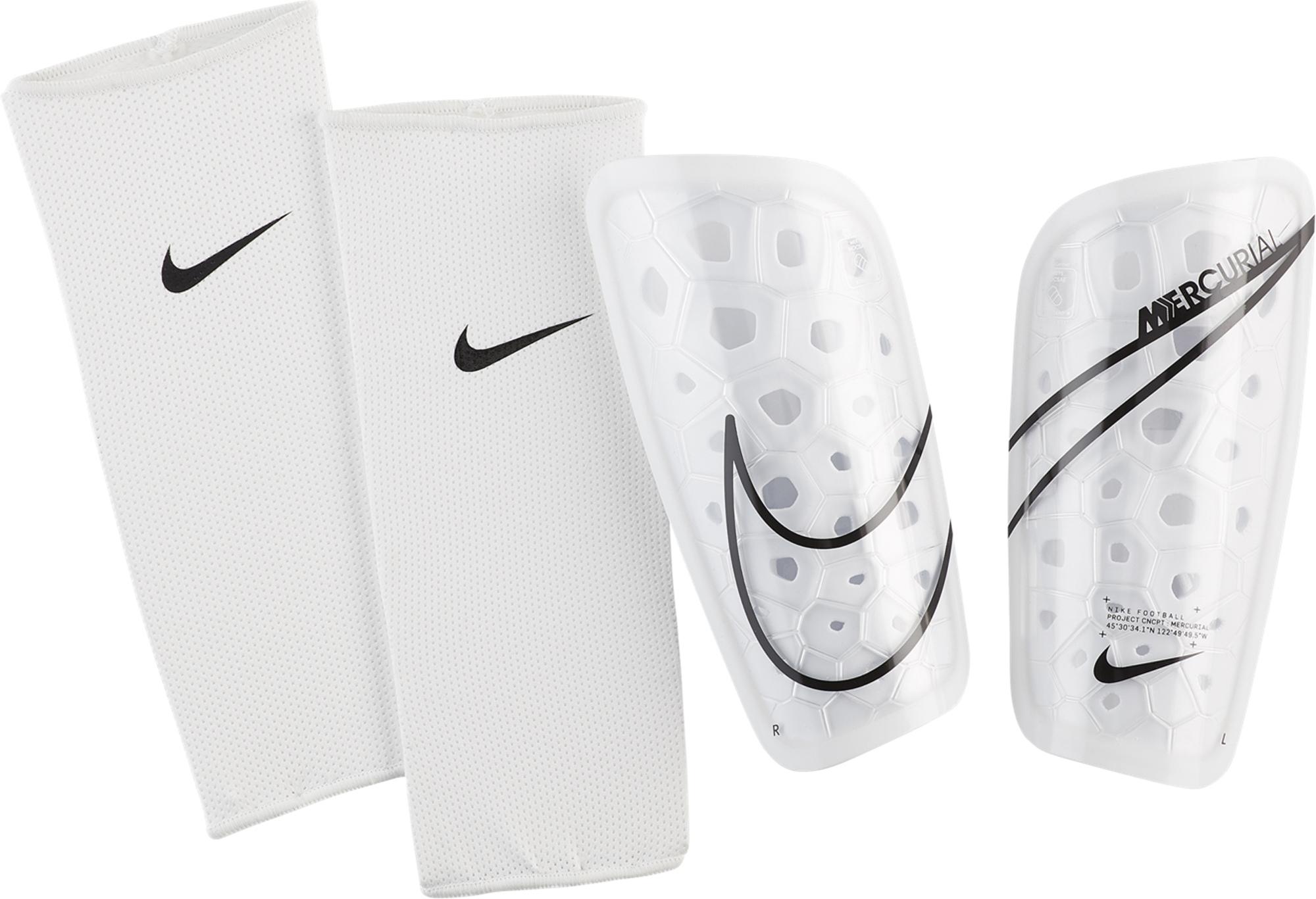 Nike Щитки футбольные Nike Mercurial Lite