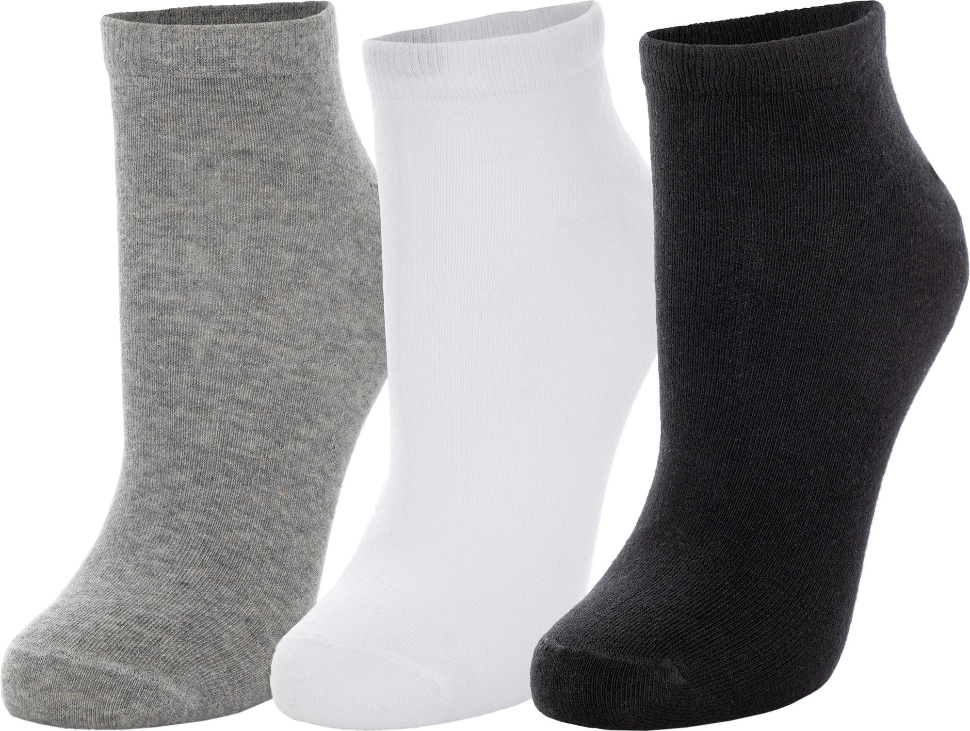 белье acoola носки детские 3 пары цвет ассорти размер 18 20 32214420032 Demix Носки детские Demix, 3 пары, размер 34-36