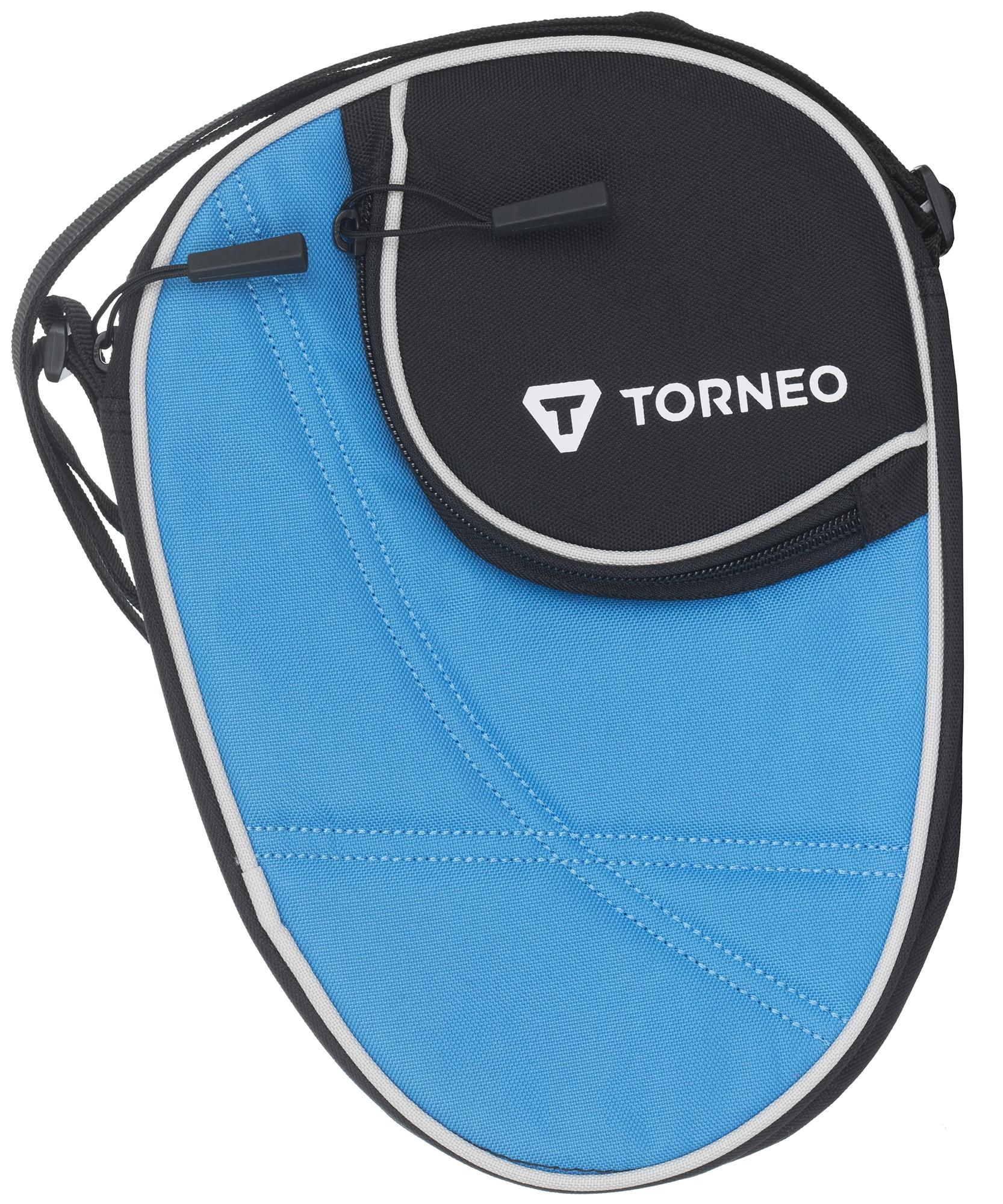Torneo Чехол для 2 ракеток с карманом для мячей Torneo