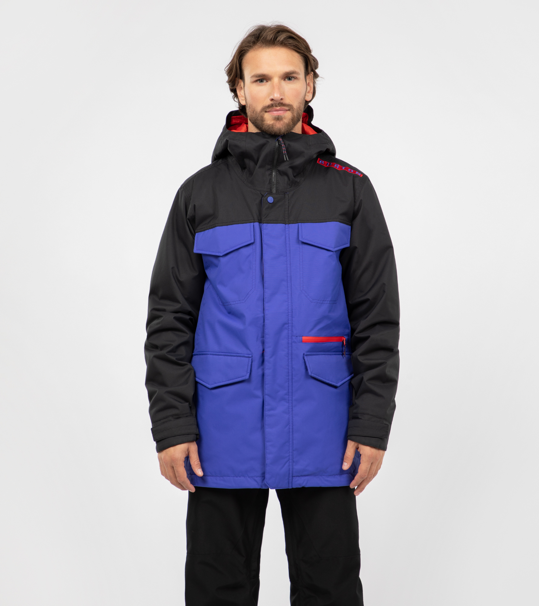 Burton Куртка утепленная мужская Burton Covert, размер 52-54 цена