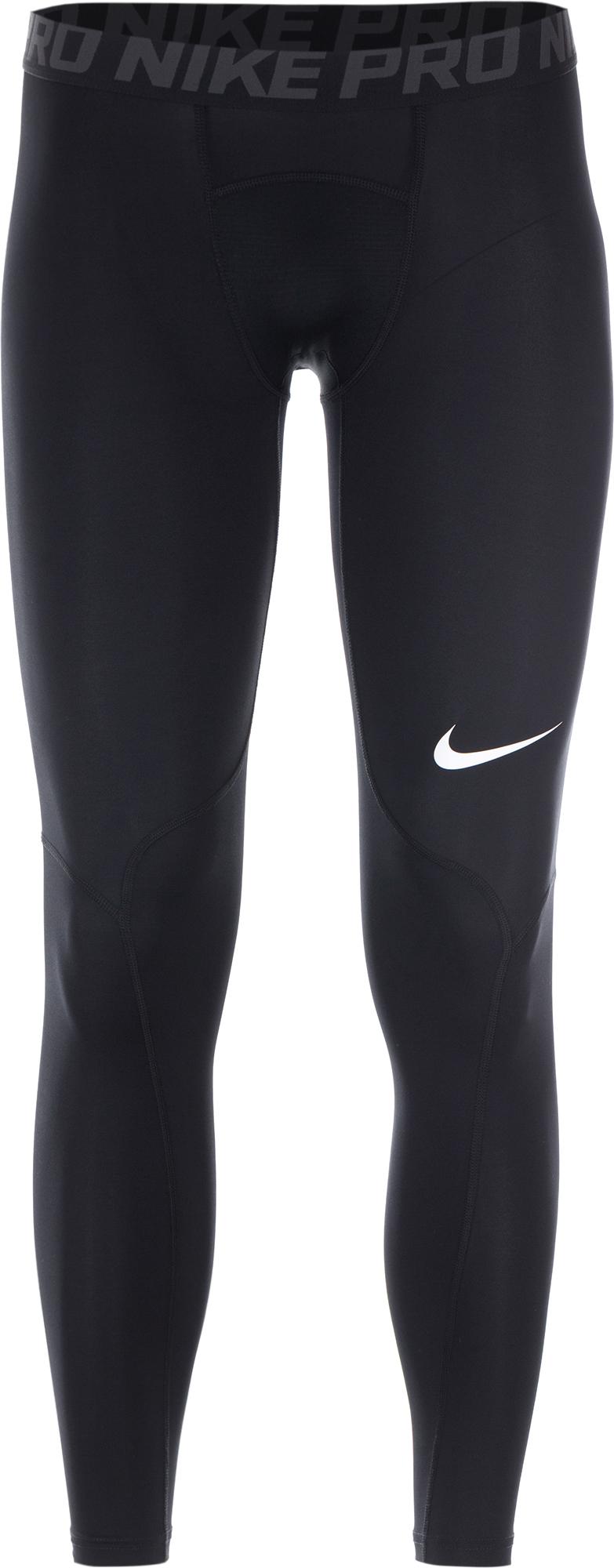 цена Nike Тайтсы мужские Nike Pro, размер 52-54 онлайн в 2017 году