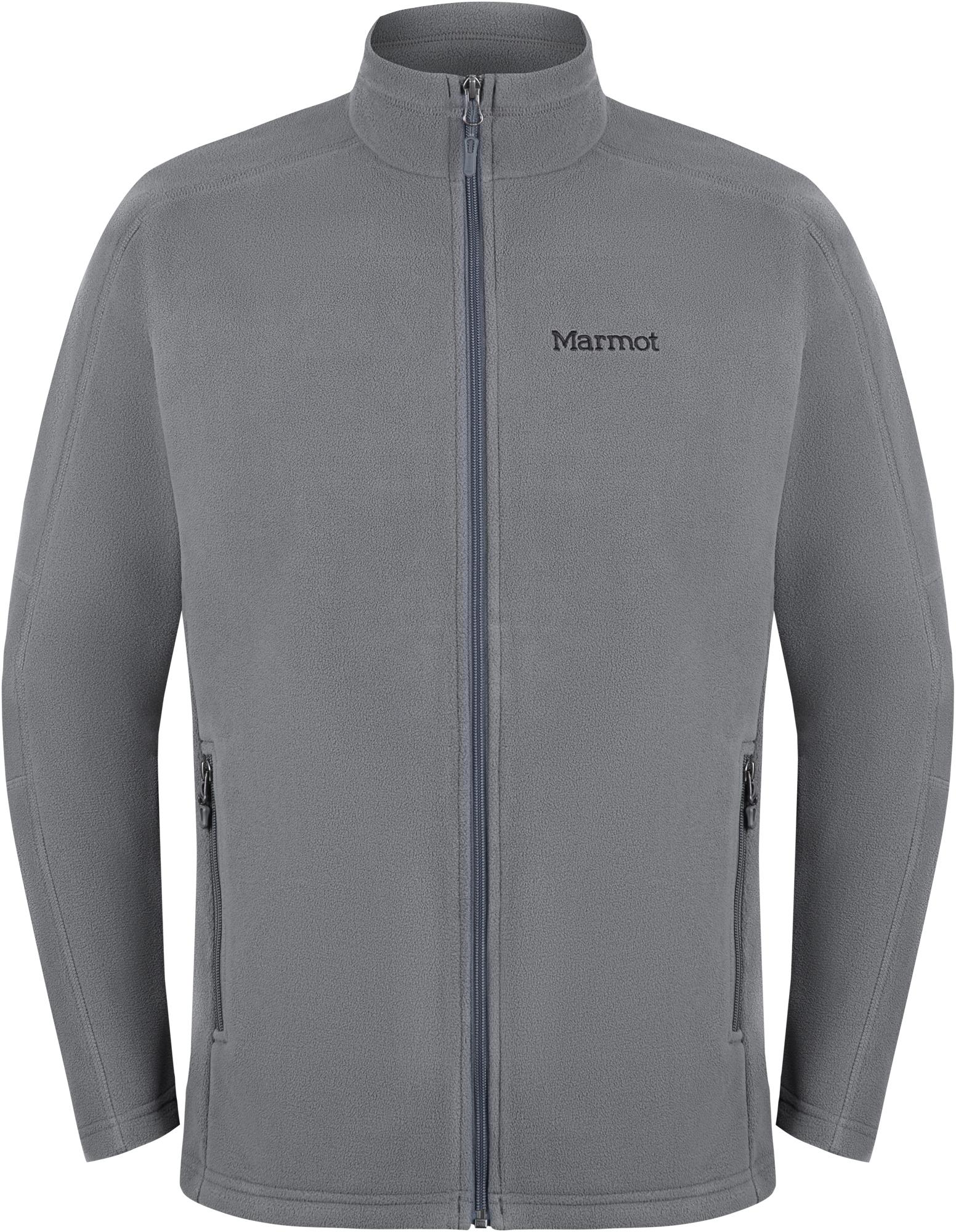 Marmot Джемпер флисовый мужской Verglas, размер 58-60