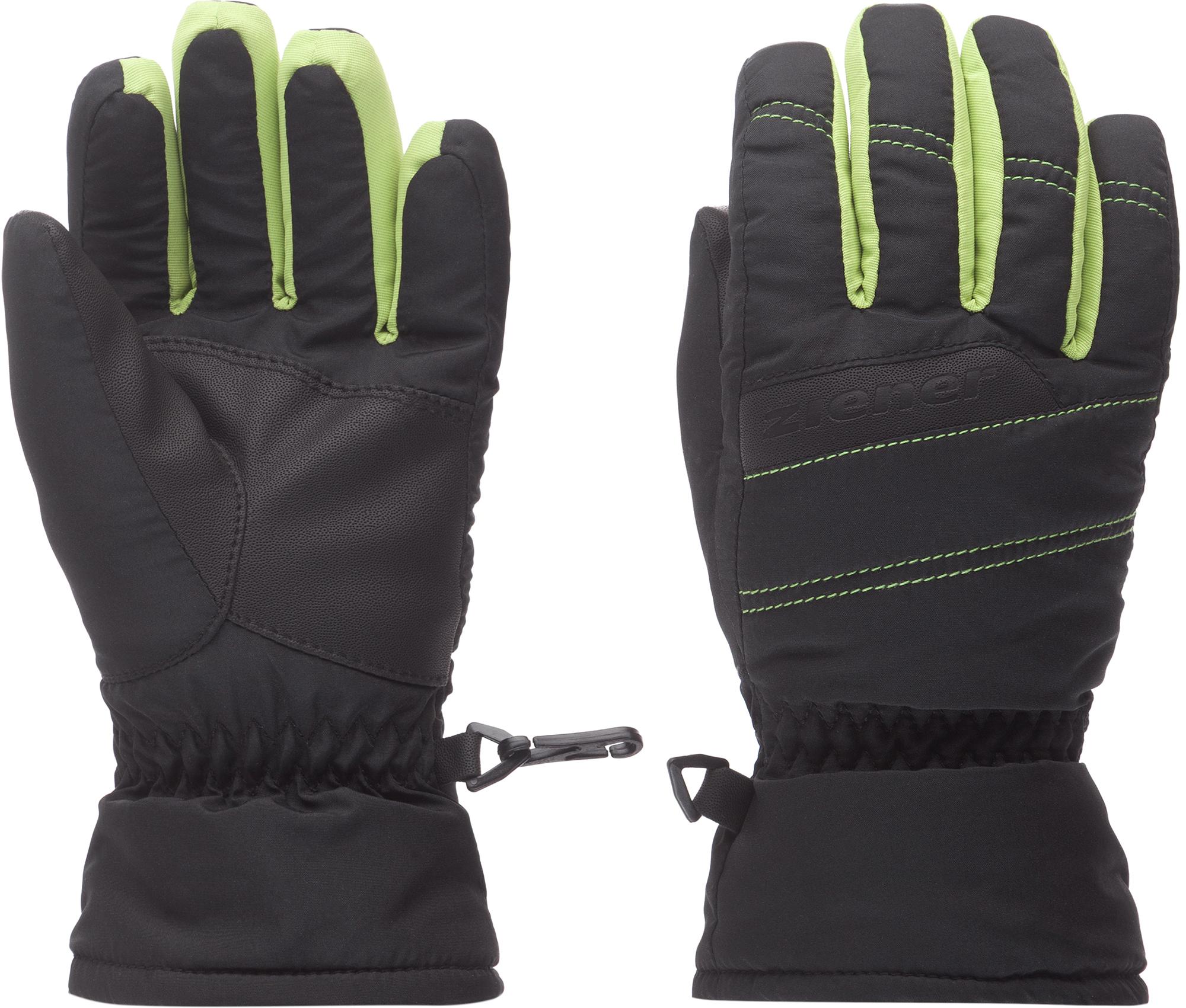 Ziener Перчатки для мальчиков  Lamosso, размер 6,5