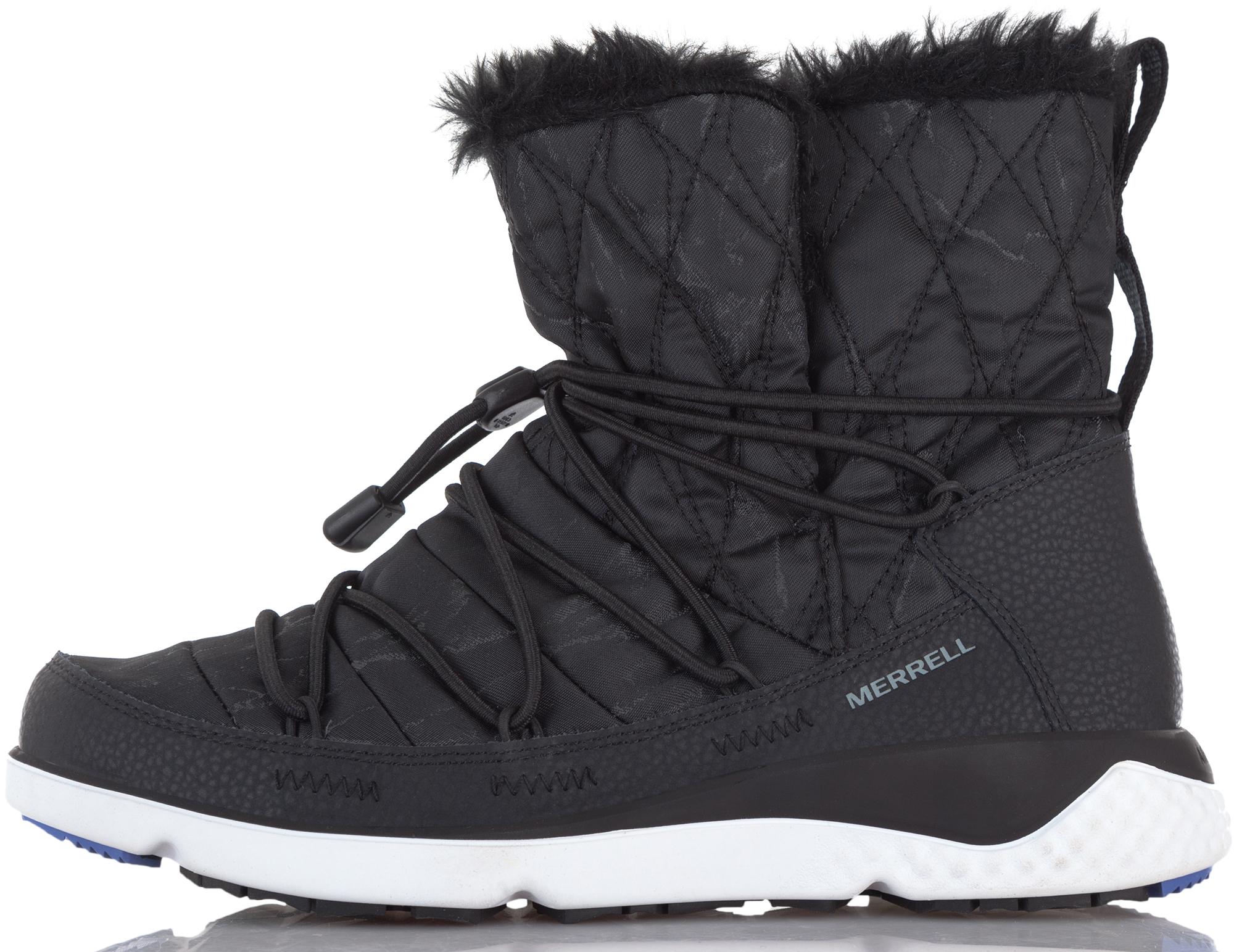 купить Merrell Ботинки утепленные женские Merrell 1SIX8 Farchill Mid Polar Ac+, размер 39 онлайн