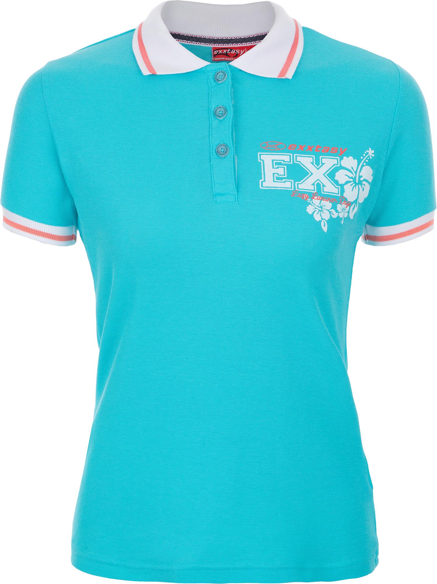 Exxtasy Поло женское Exxtasy Northcove, размер 50