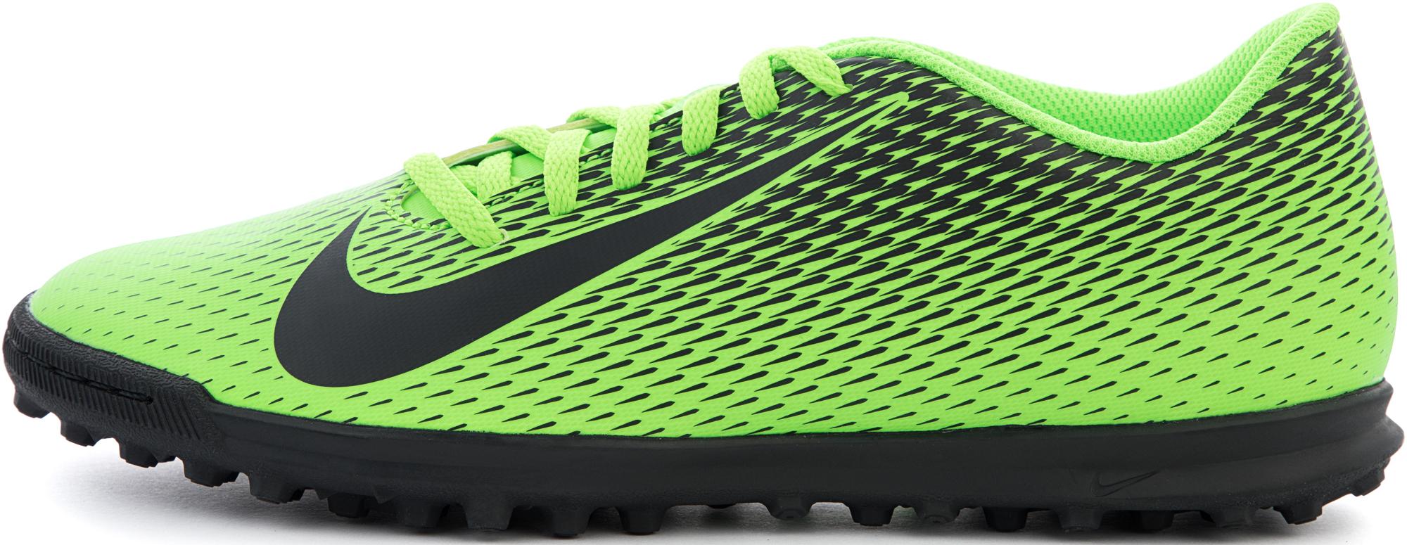 цена Nike Бутсы мужские Nike Bravatax Ii Tf, размер 46,5 онлайн в 2017 году