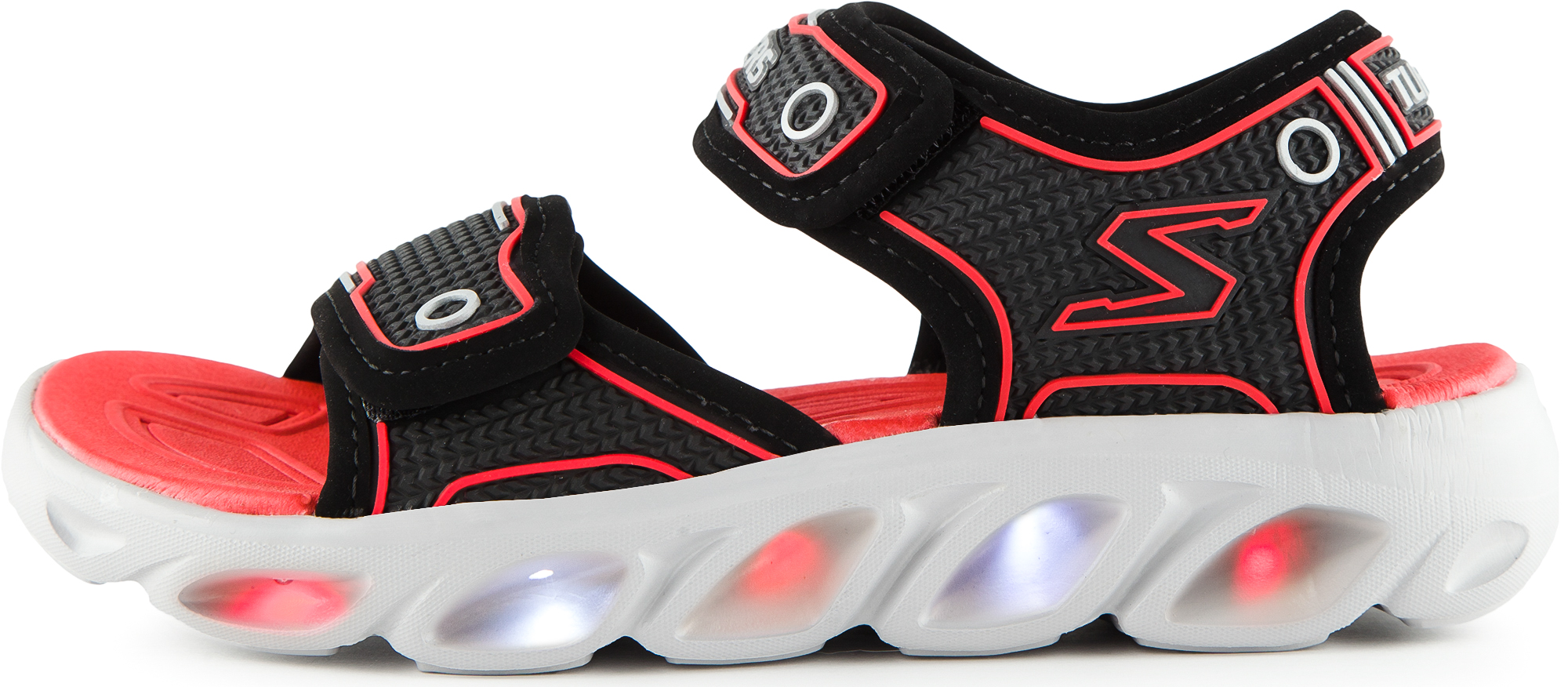 Skechers Сандалии для мальчиков Skechers Hypno-Splash, размер 37 обувь для мальчиков barkito krs18200
