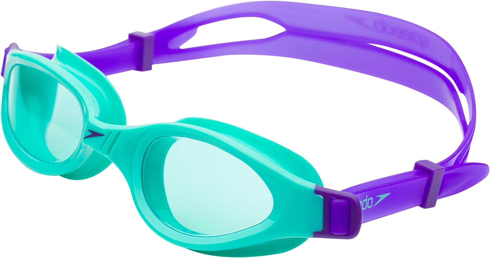 все цены на Speedo Очки для плавания детские Speedo Futura Plus онлайн