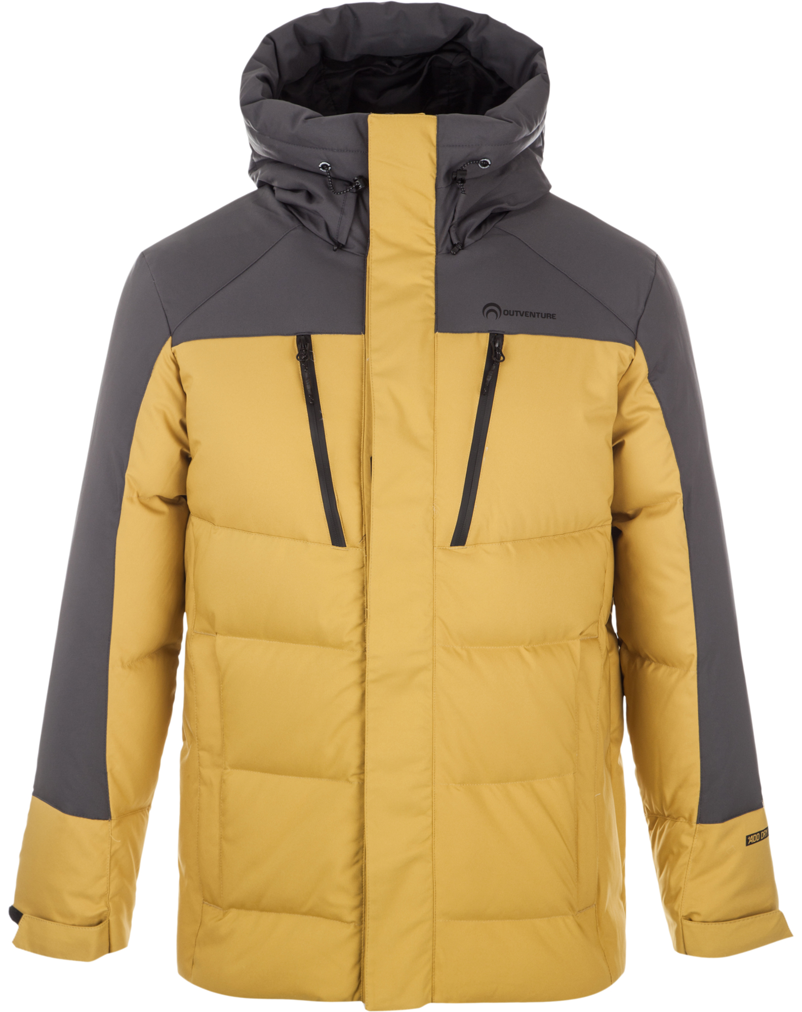 Outventure Куртка пуховая мужская Outventure outventure куртка 3 в 1 мужская outventure