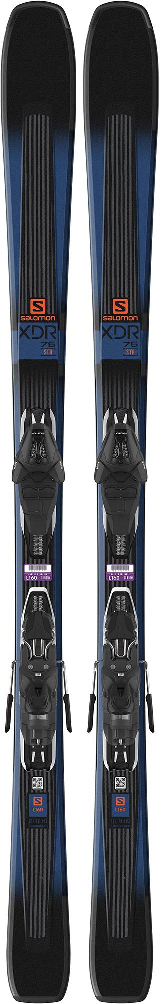 Salomon Salomon E XDR 76 ST R + E LITHIUM 10 (18/19), размер 170 цена 2017