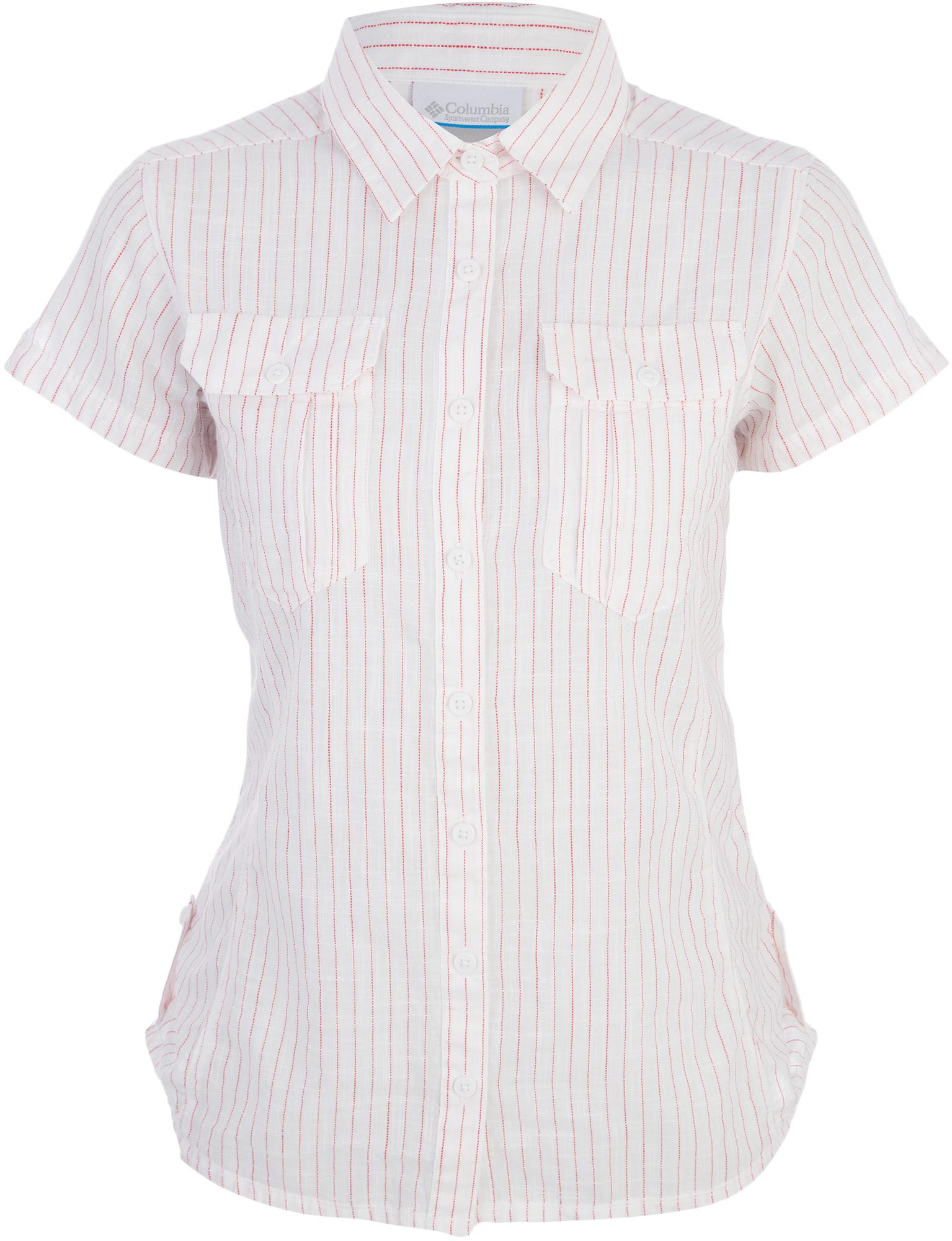 Columbia Рубашка женская Columbia Camp Henry, размер 50
