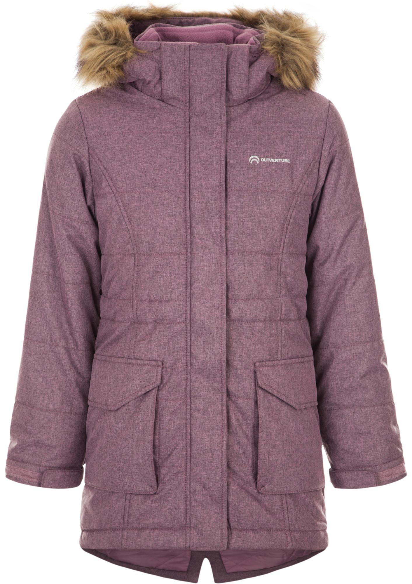 Outventure Куртка утепленная для девочек Outventure outventure гамак outventure