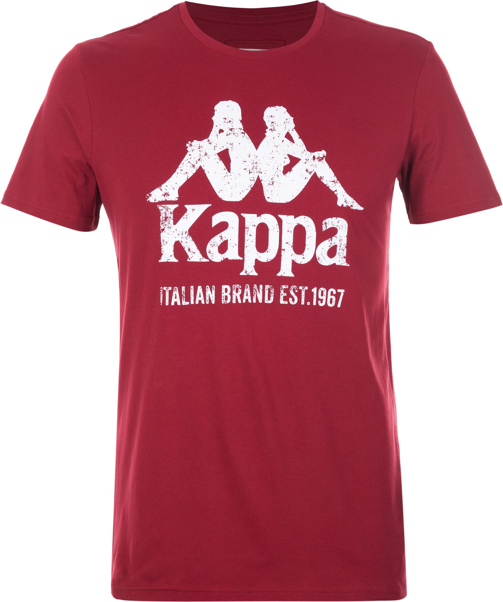 Kappa Футболка мужская Kappa, размер 52