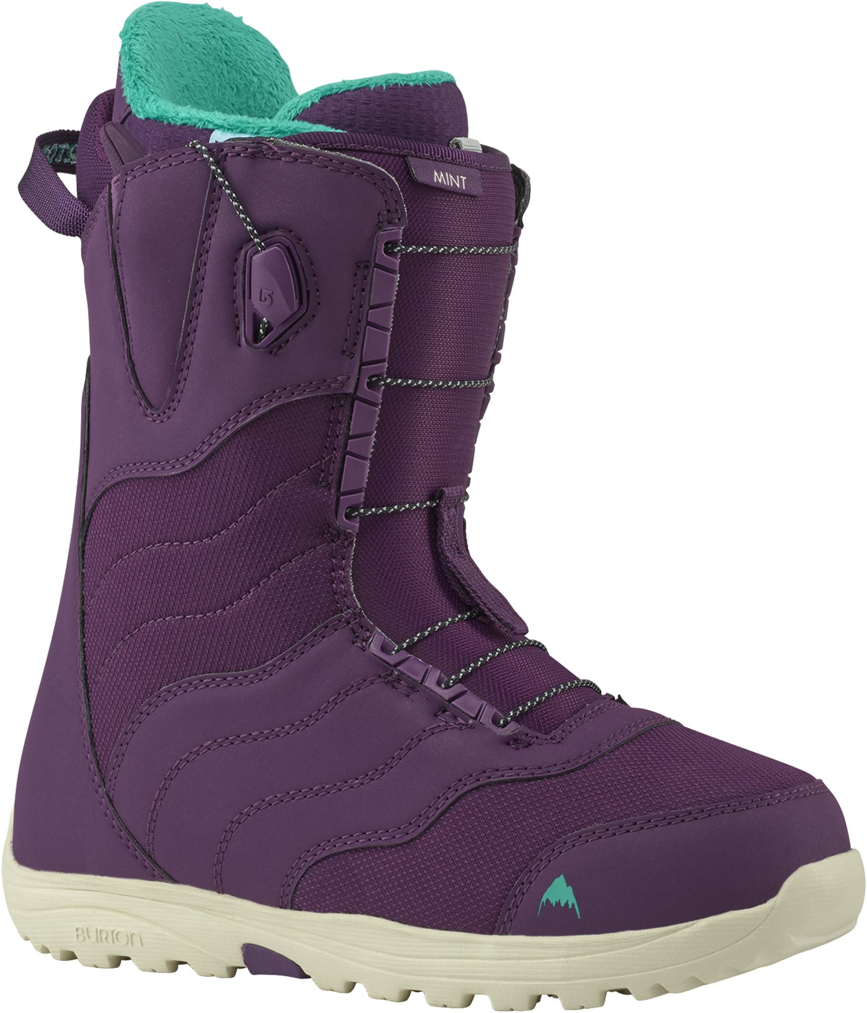 Burton Сноубордические ботинки женские Burton Mint, размер 39,5 цены онлайн