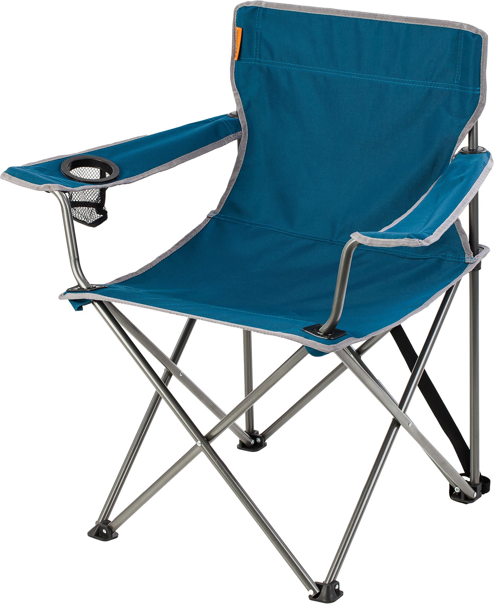 Outventure Кресло кемпинговое Outventure кресло woodland ck 009 deluxe складное кемпинговое 63 x 63 x 110 см сталь