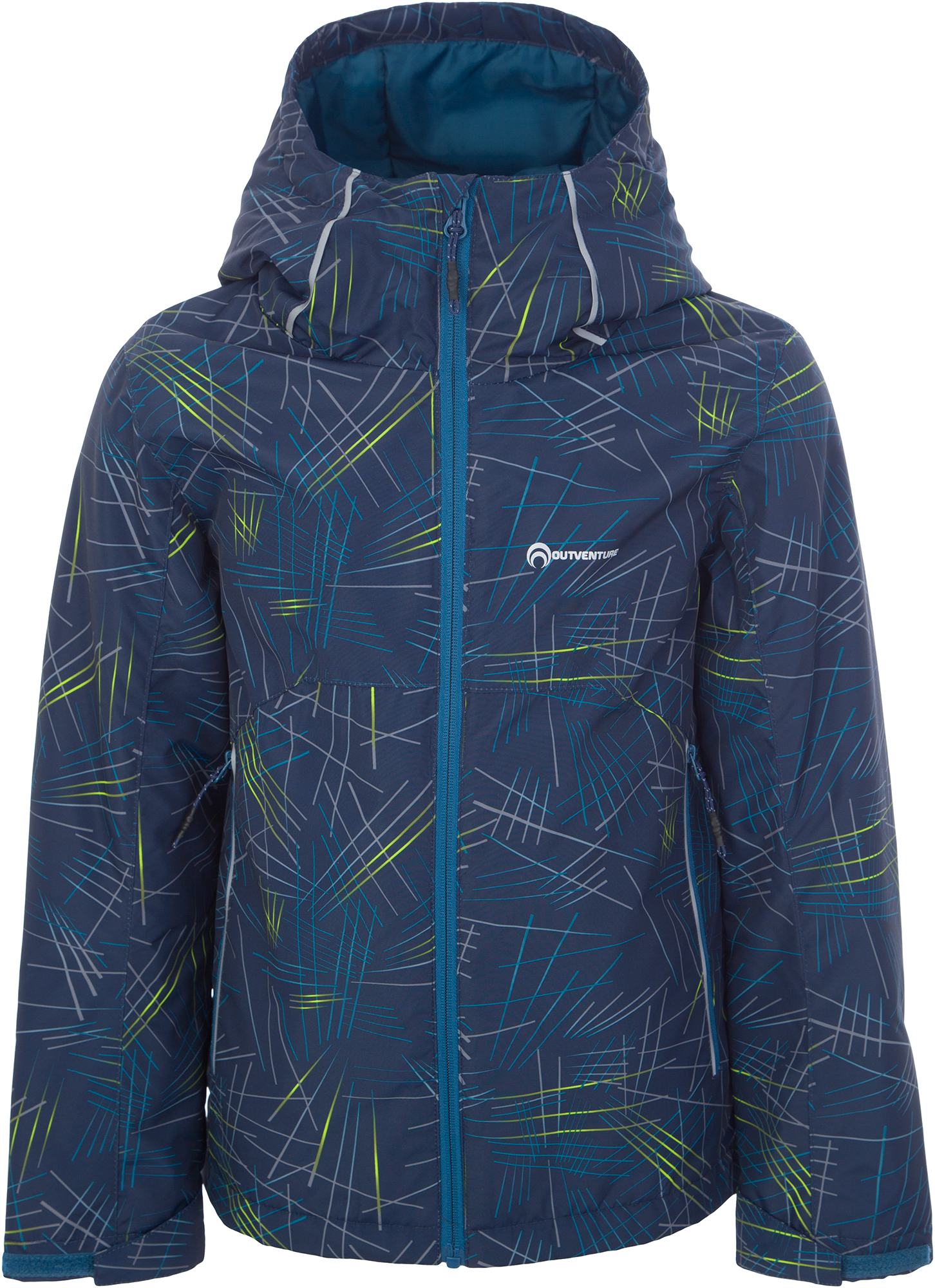 Outventure Куртка для мальчиков Outventure, размер 170