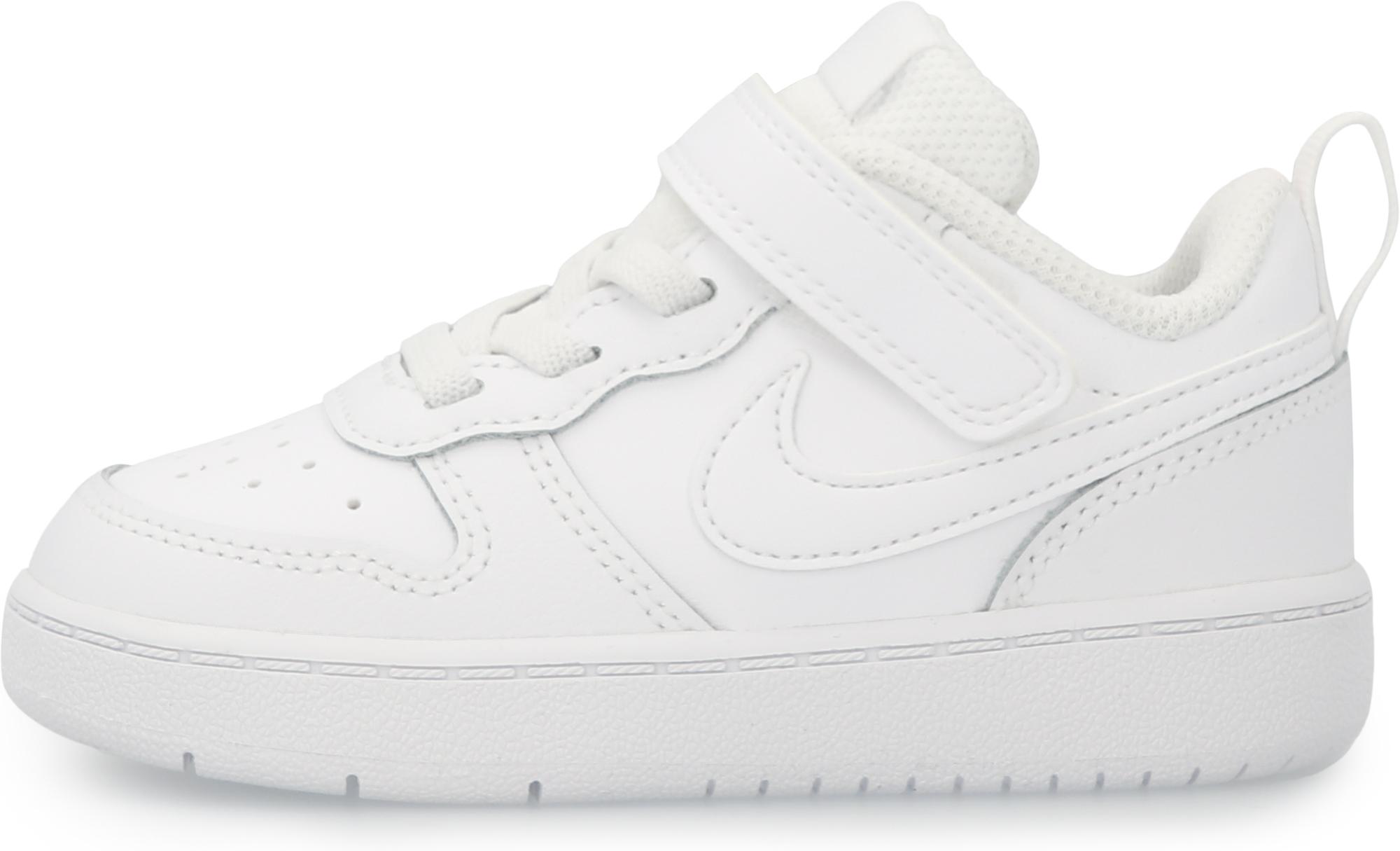 Nike Кеды для девочек Nike Court Borough Low 2, размер 24 кеды nike nike ni464amhbt51
