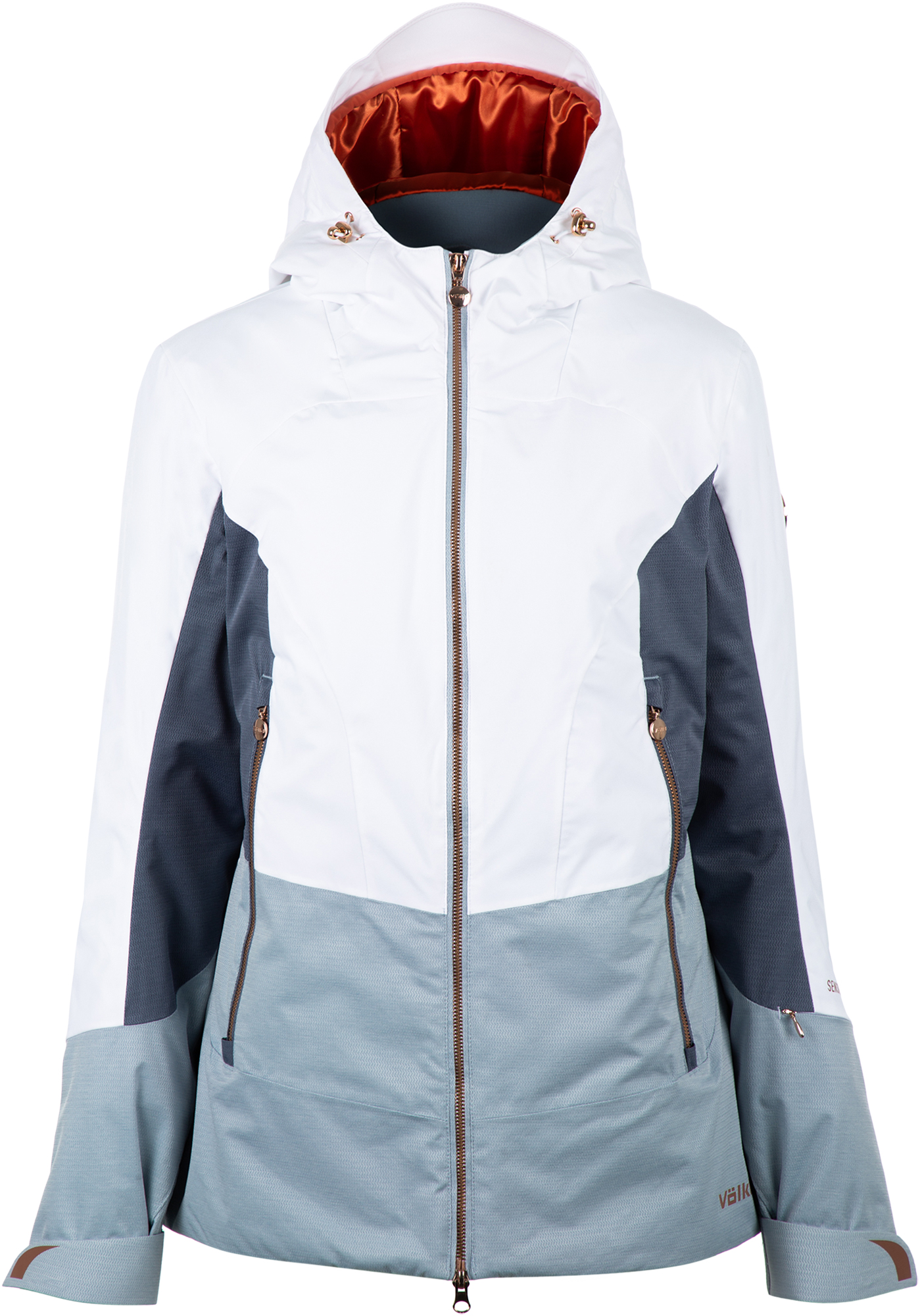 Volkl Куртка утепленная женская Volkl, размер 42 volkl volkl flair sc vmotion 11 alu gw lady 18 19 размер 158