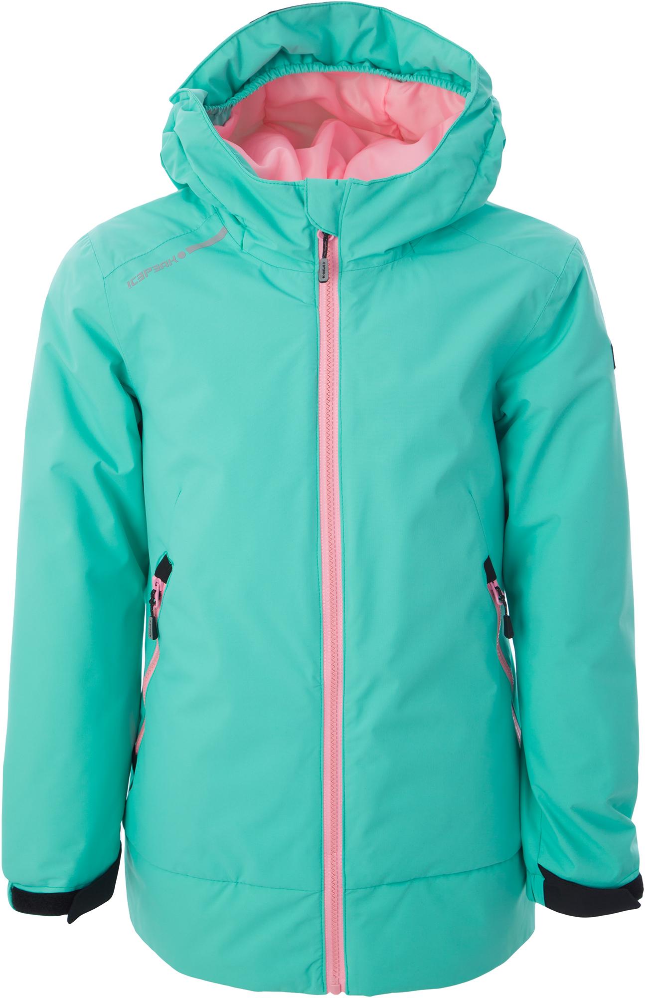 IcePeak Куртка утепленная для девочек IcePeak Tierra, размер 164 icepeak рюкзак icepeak ilma размер без размера
