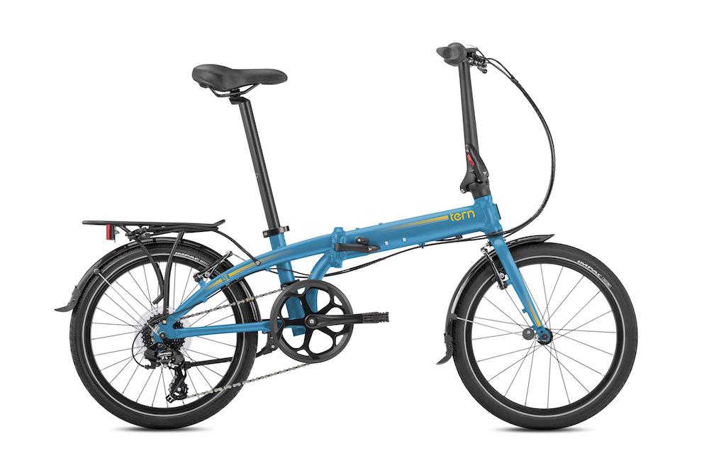 купить Tern Велосипед складной Tern Link C8 20