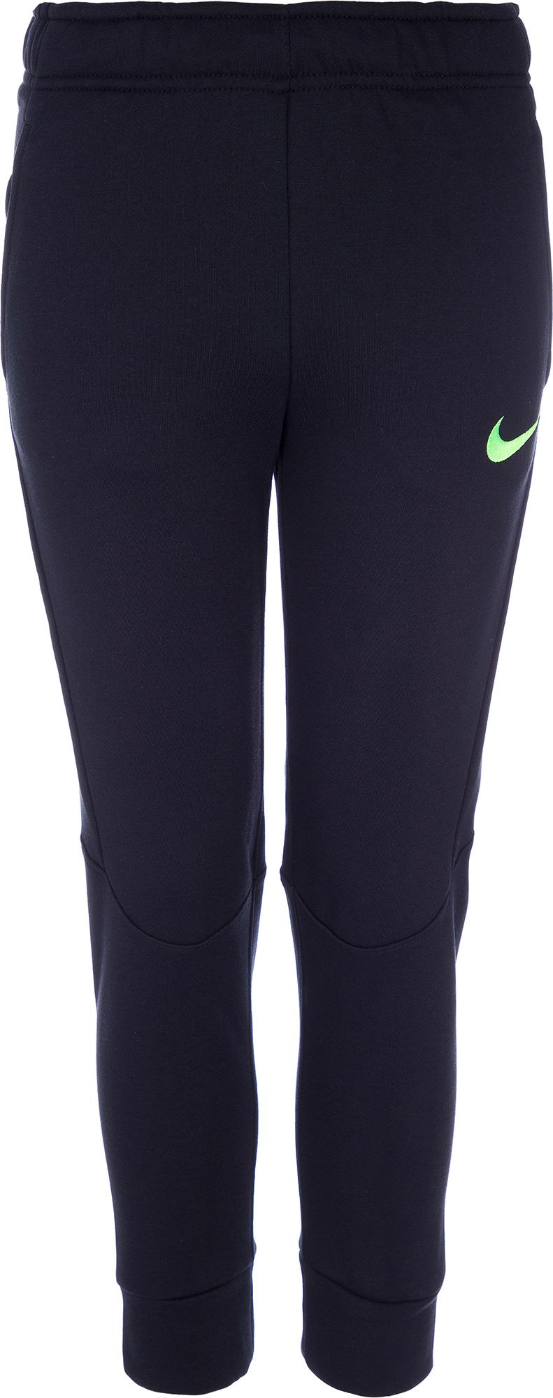 Nike Брюки для мальчиков Nike Dry, размер 158-170 брюки женские oodji ultra цвет темно серый меланж 11700214 1b 14917 2500m размер 38 170 44 170