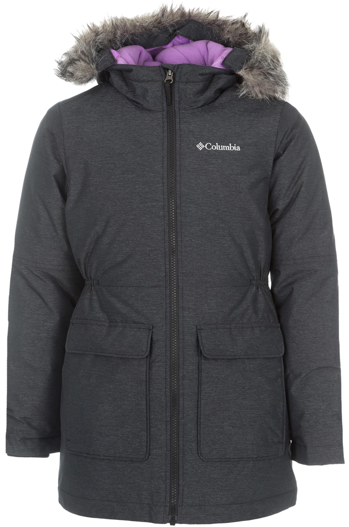 Columbia Куртка утепленная для девочек Columbia Siberian Sky columbia куртка утепленная для девочек columbia horizon ride