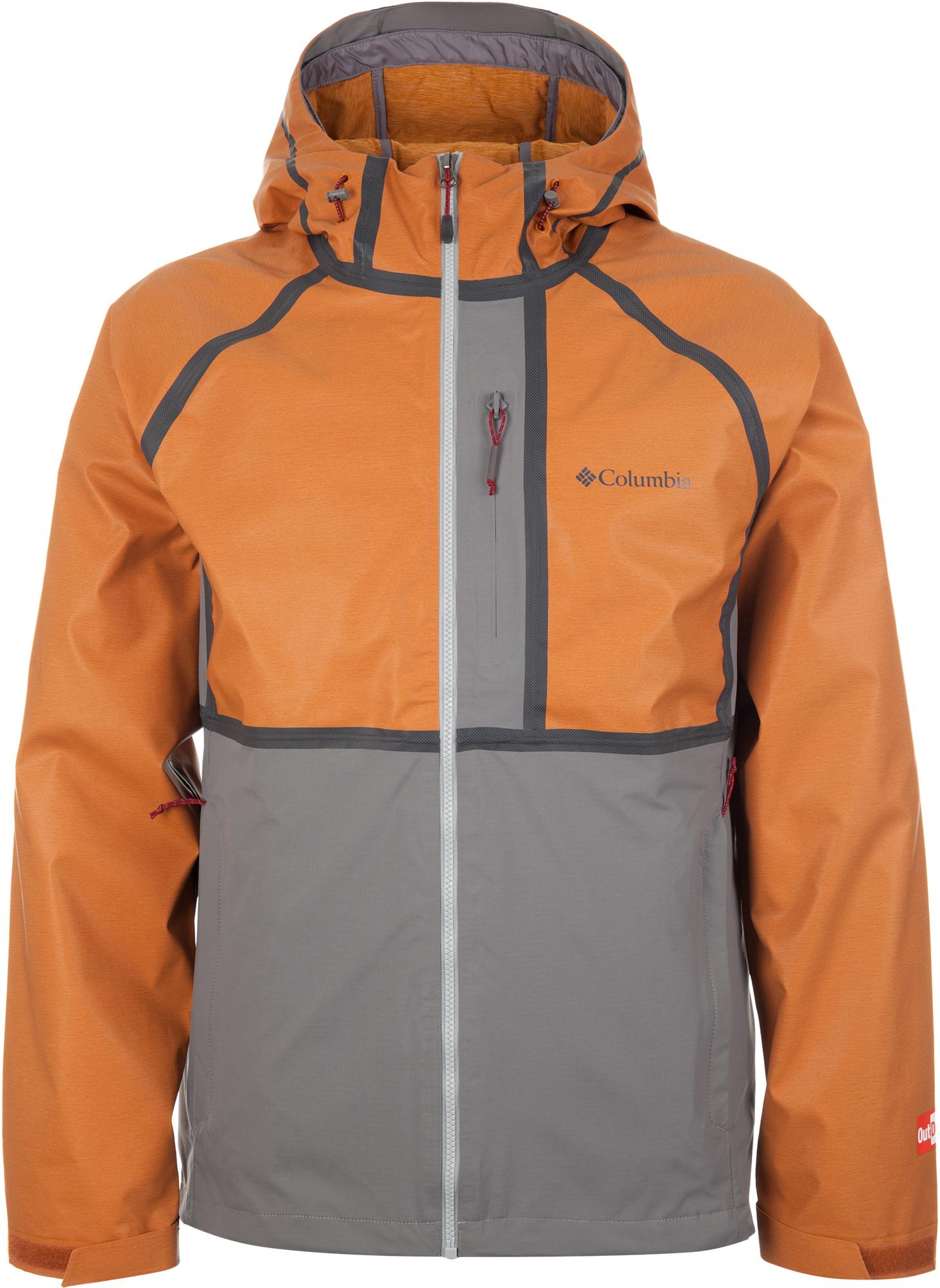 Columbia Куртка 3 в 1 мужская Columbia OutDry Rogue, размер 56-58 цена и фото