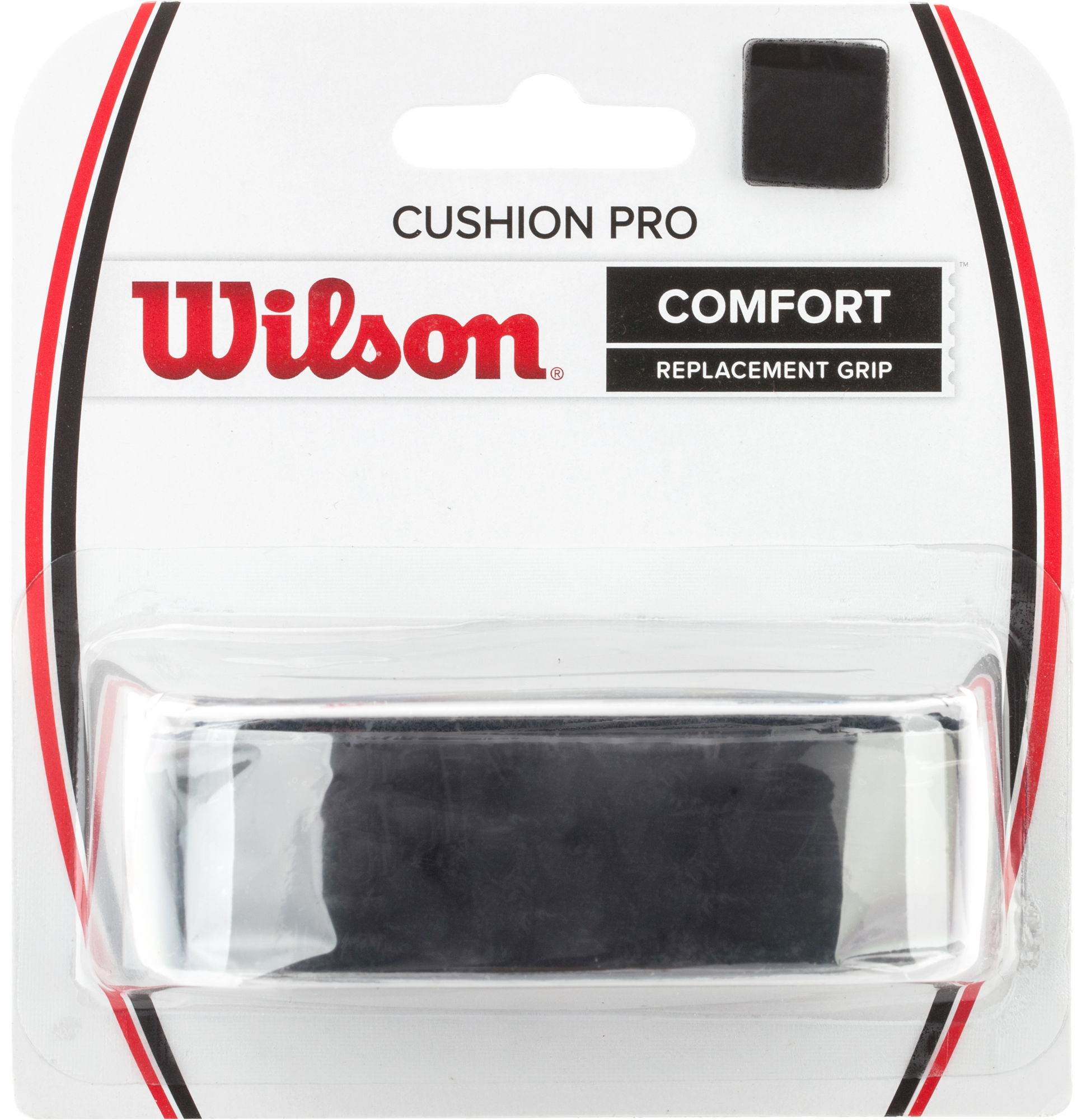 цены Wilson Намотка базовая Wilson CUSHION PRO REPL GRIP BK