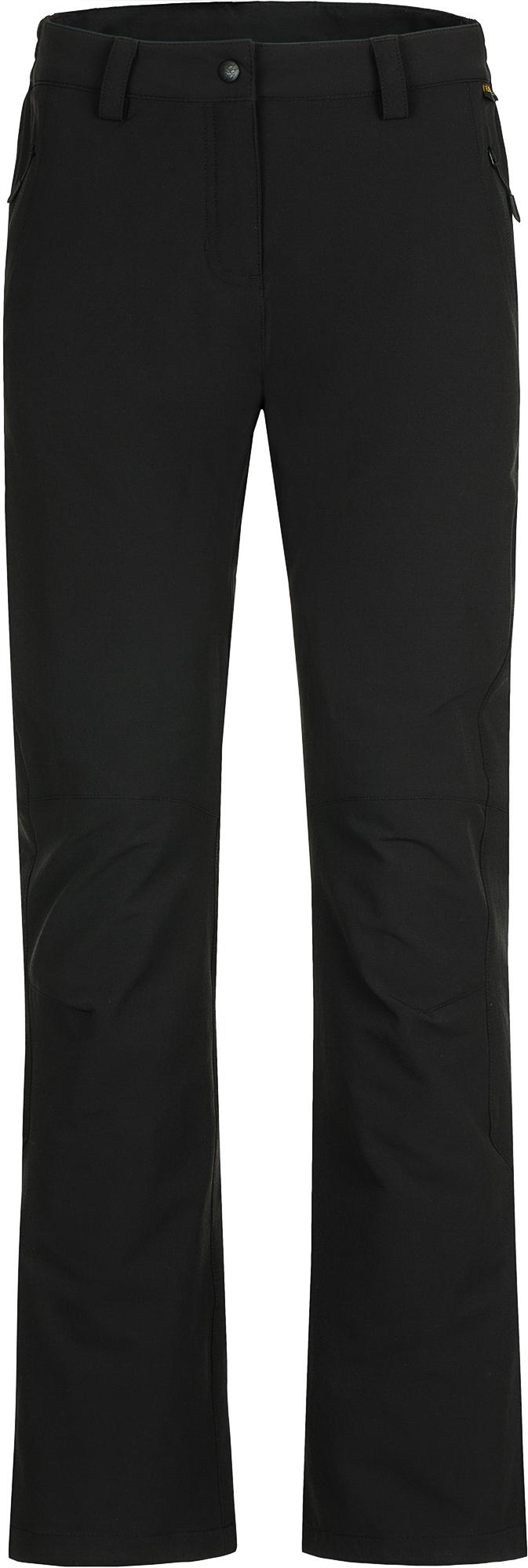 Брюки утепленные женские Jack Wolfskin, размер 46-48 брюки утепленные jack wolfskin jack wolfskin ja021emkhq63