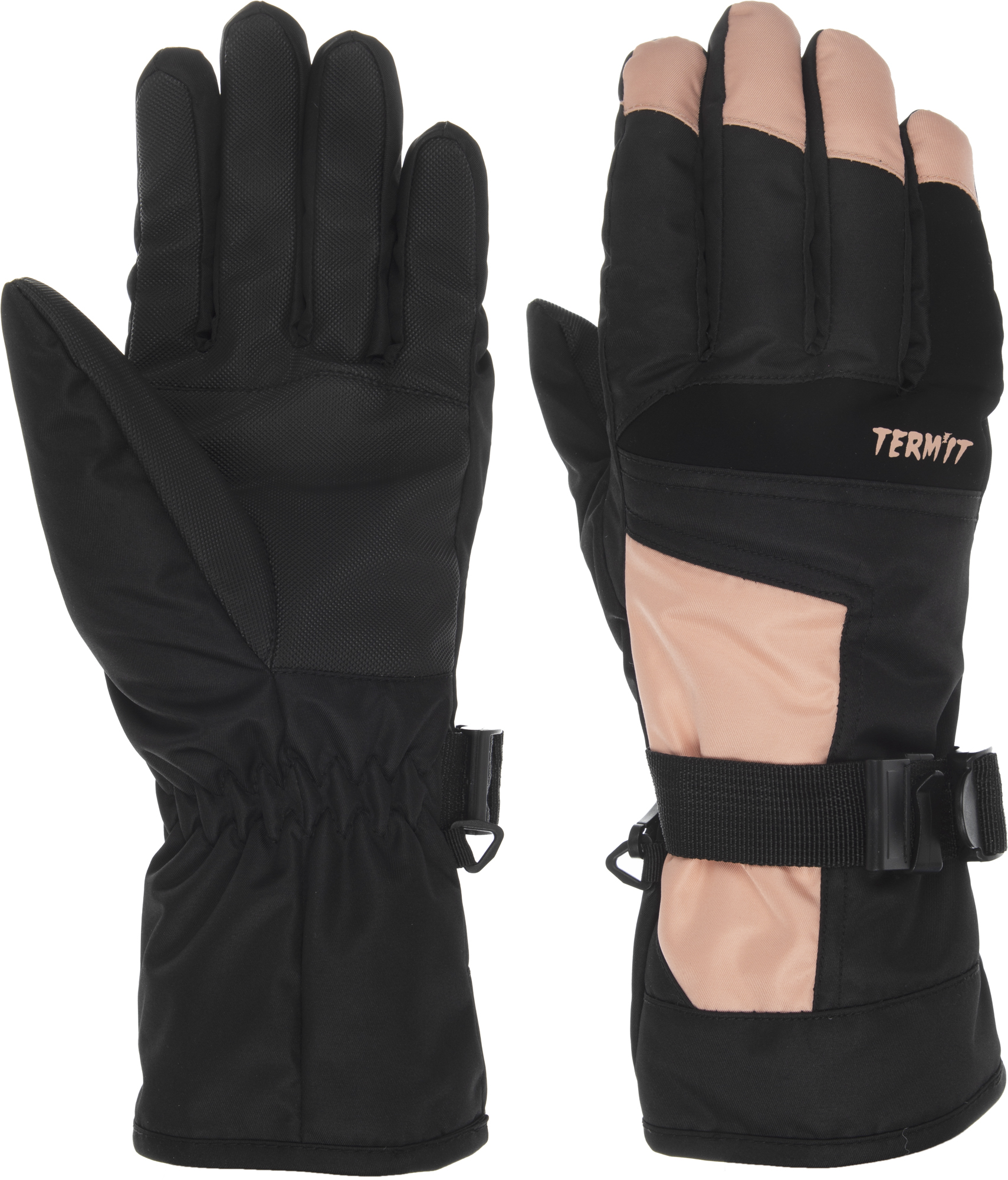 Фото - Termit Перчатки женские Termit, размер 8 перчатки женские moltini цвет черный 260b 111716 размер 8