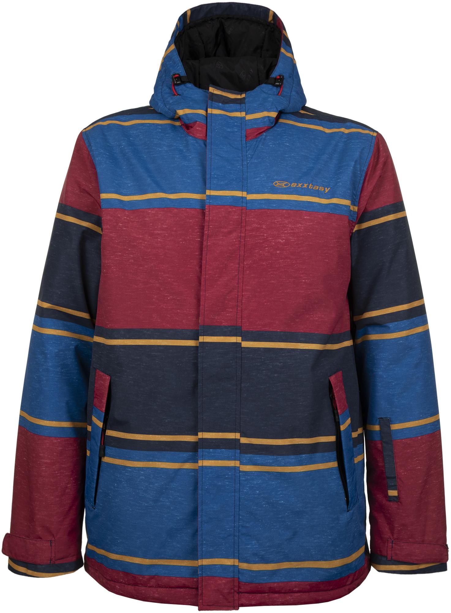 Exxtasy Куртка утепленная мужская Valdo, размер 46-48
