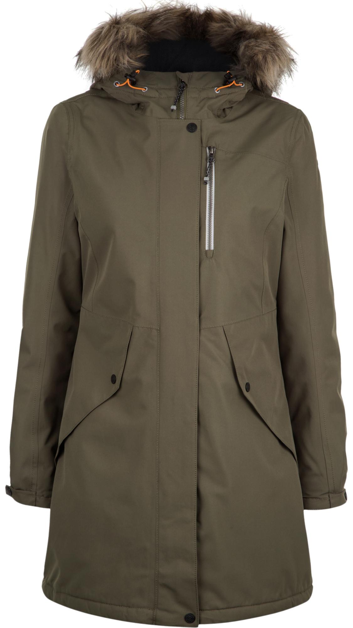IcePeak Куртка утепленная женская IcePeak Taimi полупальто icepeak