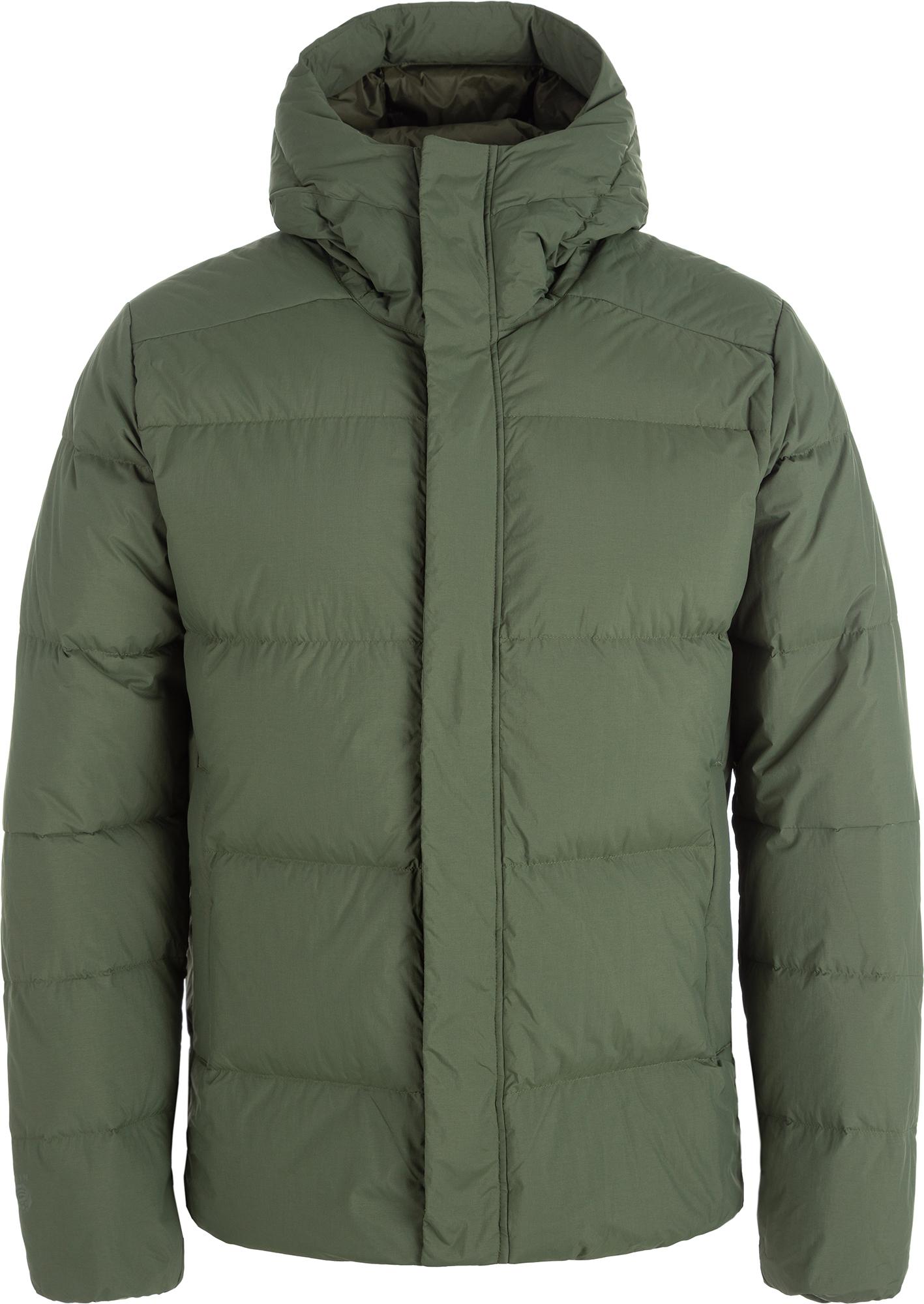 Mountain Hardwear Куртка пуховая мужская Mountain Hardwear Glacial Storm™, размер 56 mountain hardwear куртка утепленная мужская mountain hardwear radian размер 56