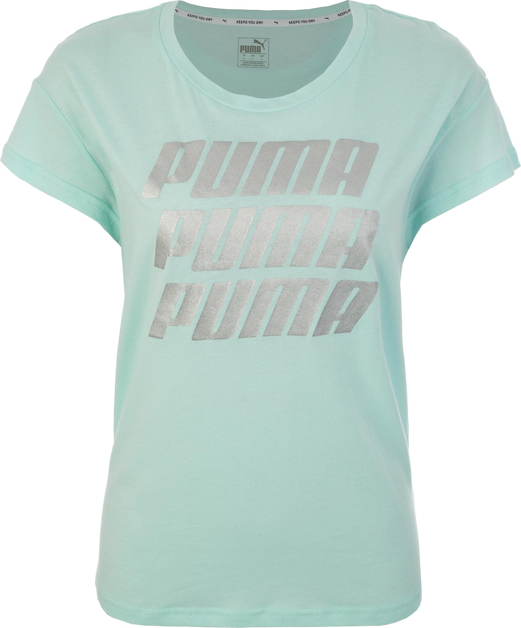 все цены на Puma Футболка женская Puma Modern, размер 46-48 онлайн
