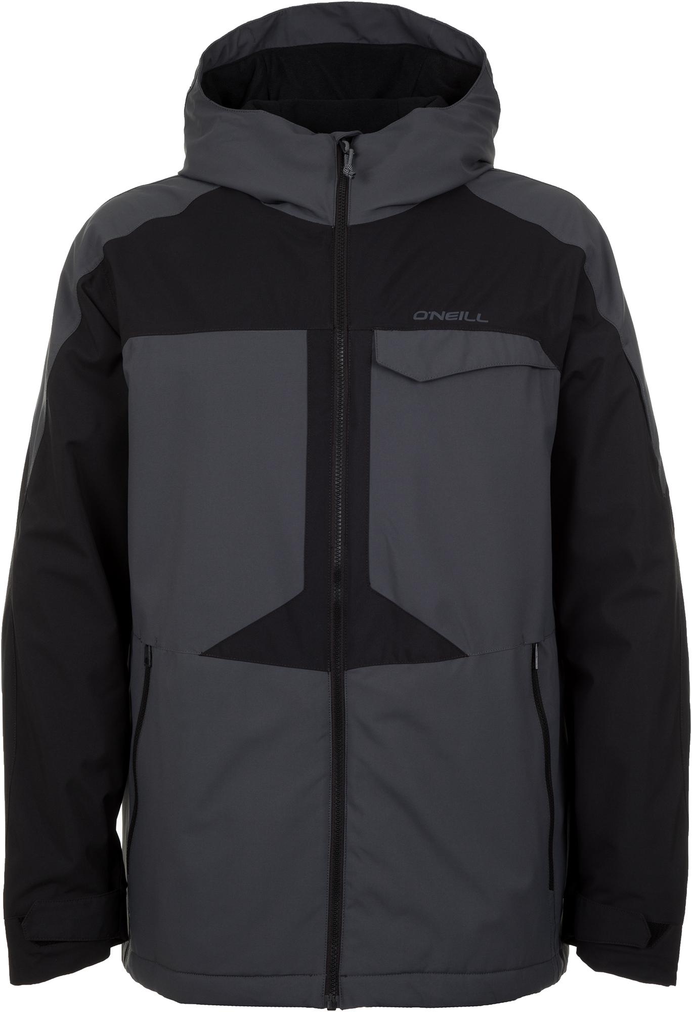 O'Neill Куртка утепленная мужская O'Neill Pm Akdov Solid, размер 50-52 fender pm 3ce standard triple o nat