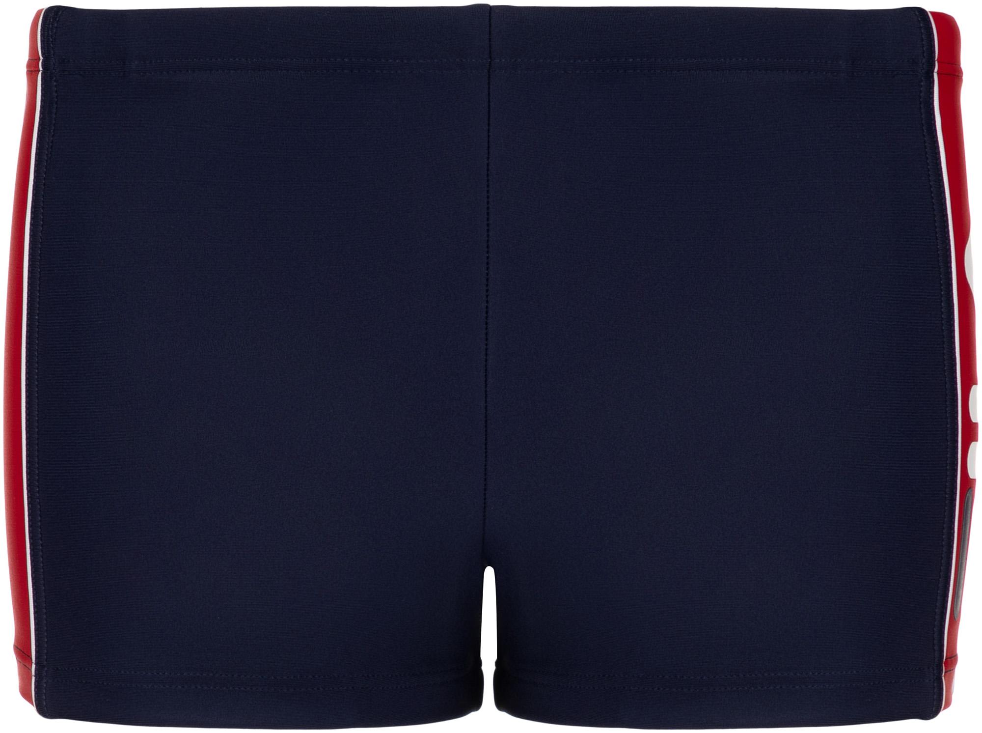 fila шорты для мальчиков fila размер 128 Fila Плавки-шорты для мальчиков Fila, размер 164